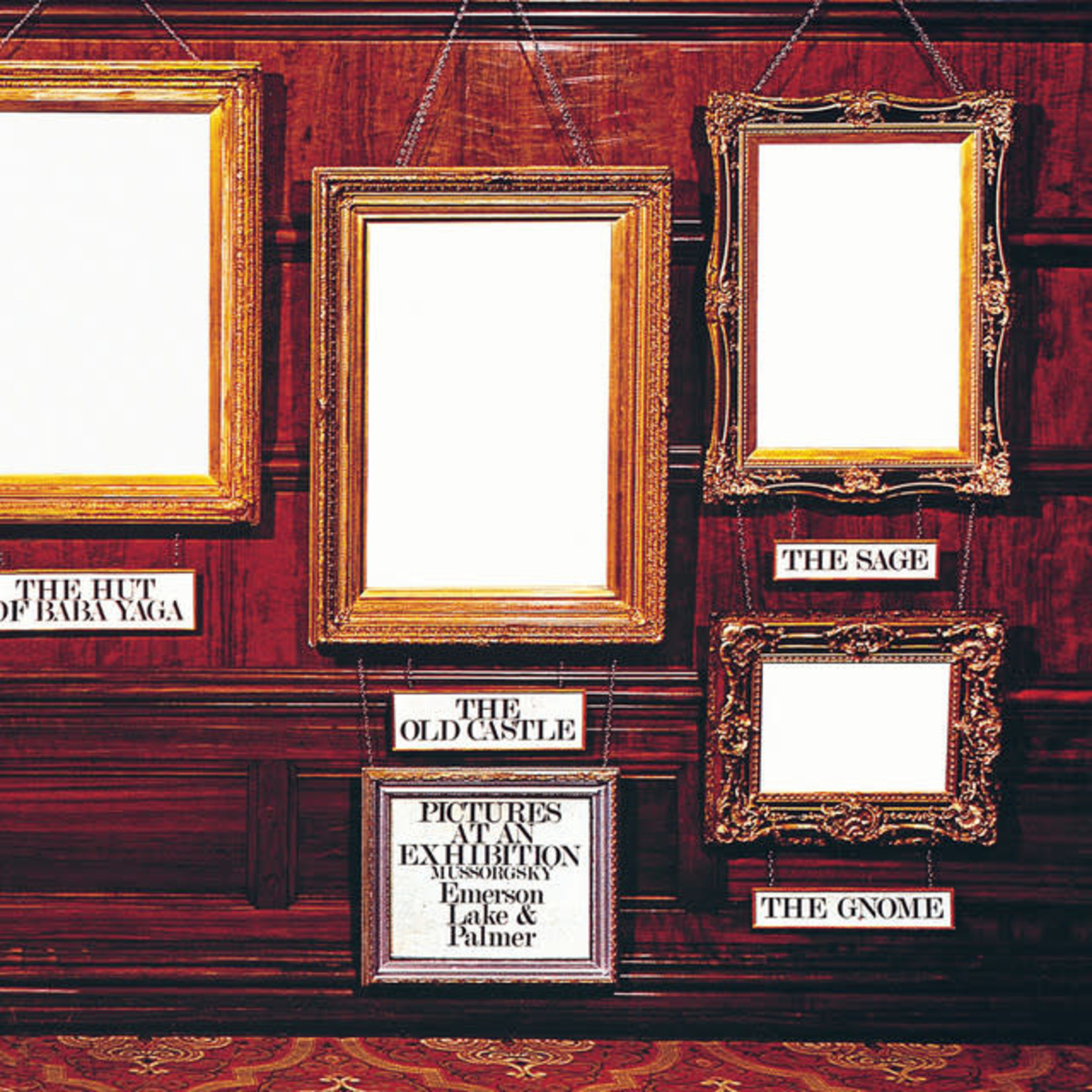 Vinyl Emerson, Lake & Palmer - Pictures At An Exhibition