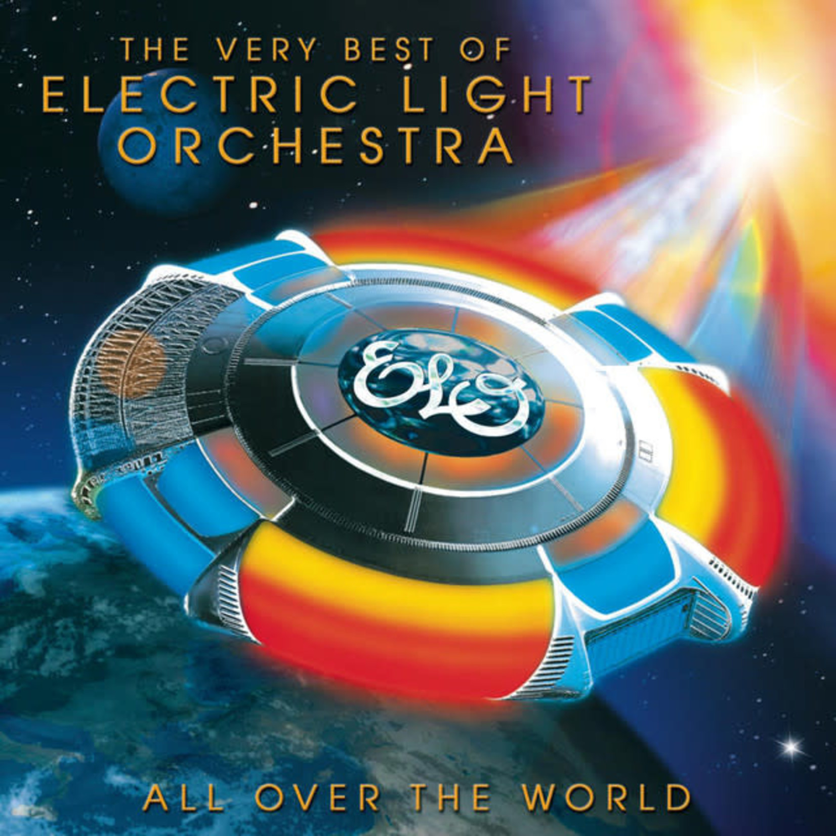 Vinyl Electric Light Orchestra - Very Best Of ELO  (US Import)