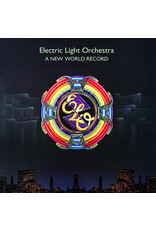 Vinyl Electric Light Orchestra - A New World Record