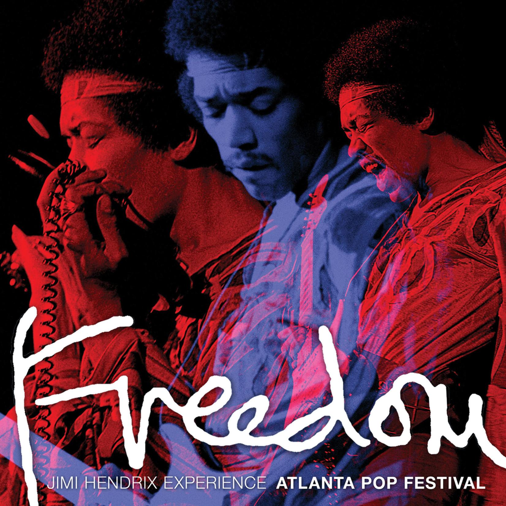 Vinyl Jimi Hendrix - Atlanta Pop Festival