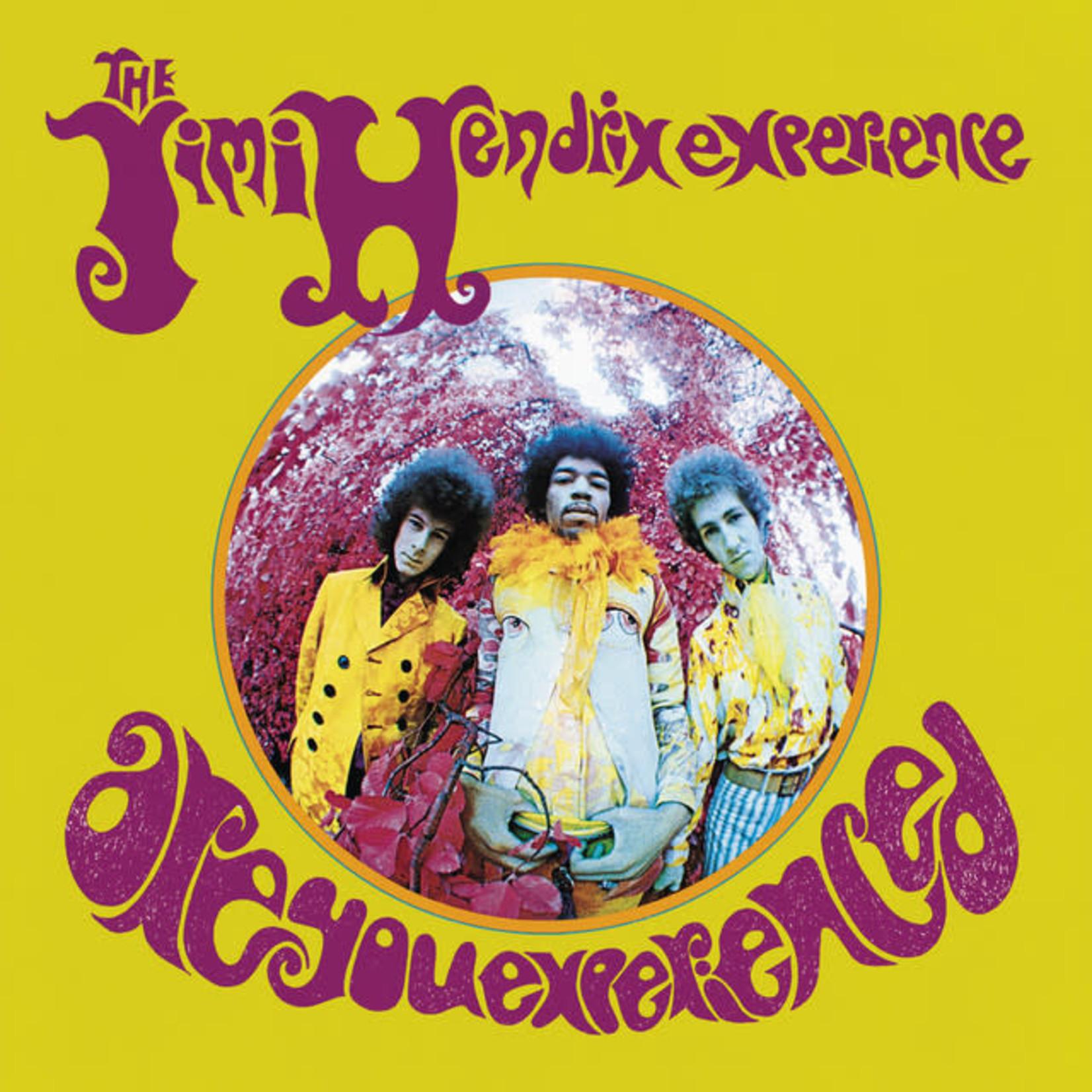 Vinyl Jimi Hendrix Experience - Are You Experienced?
