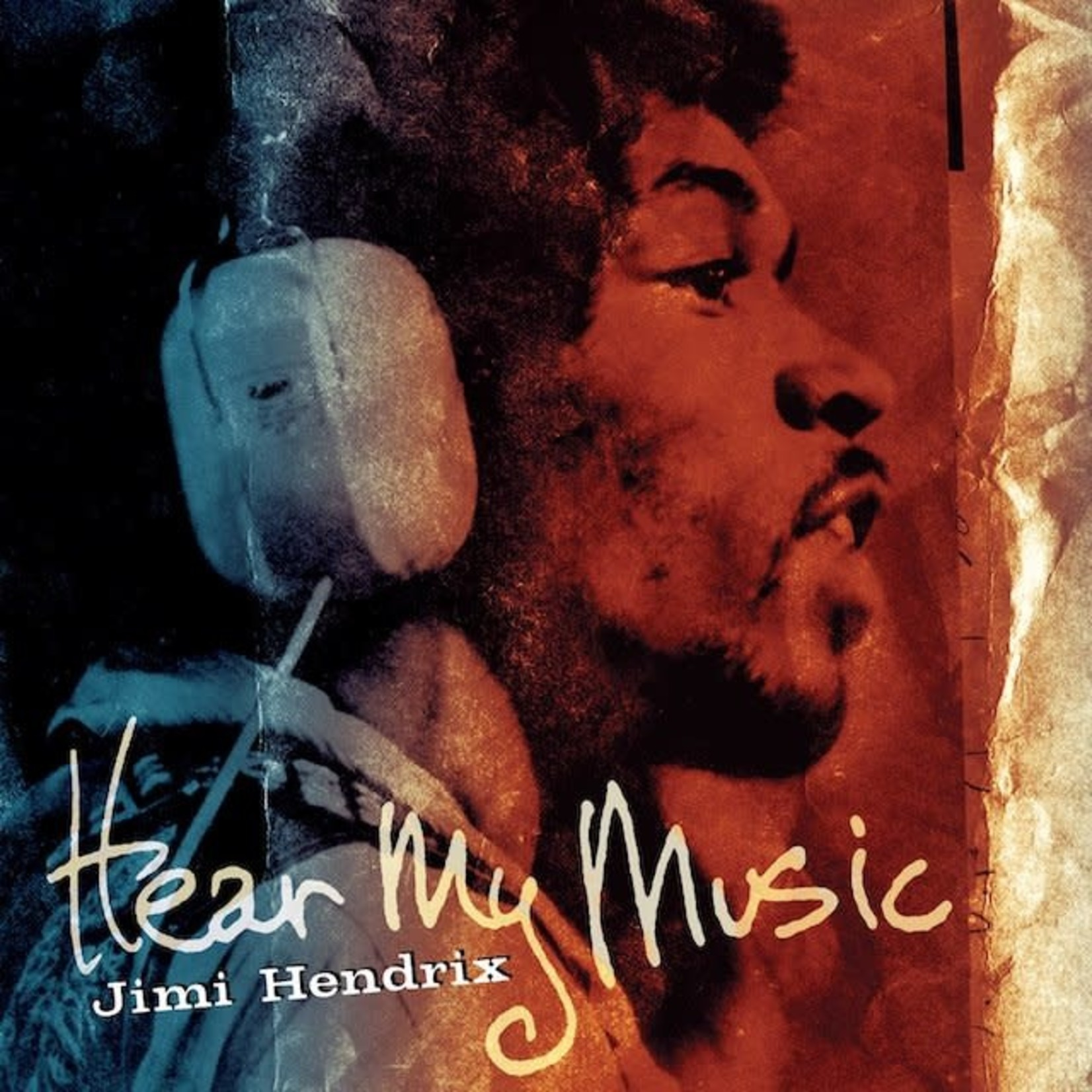 Vinyl Jimi Hendrix - Hear My Music