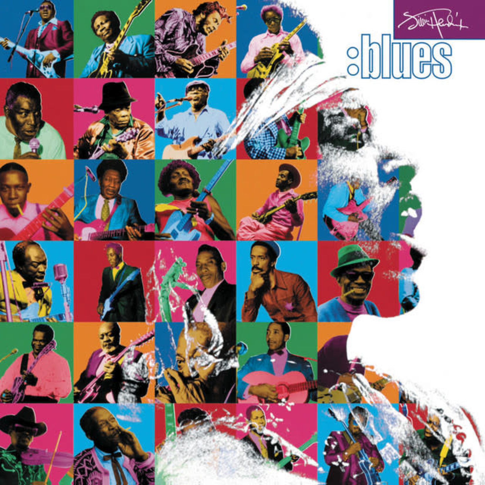 Vinyl Jimi Hendrix - Blues