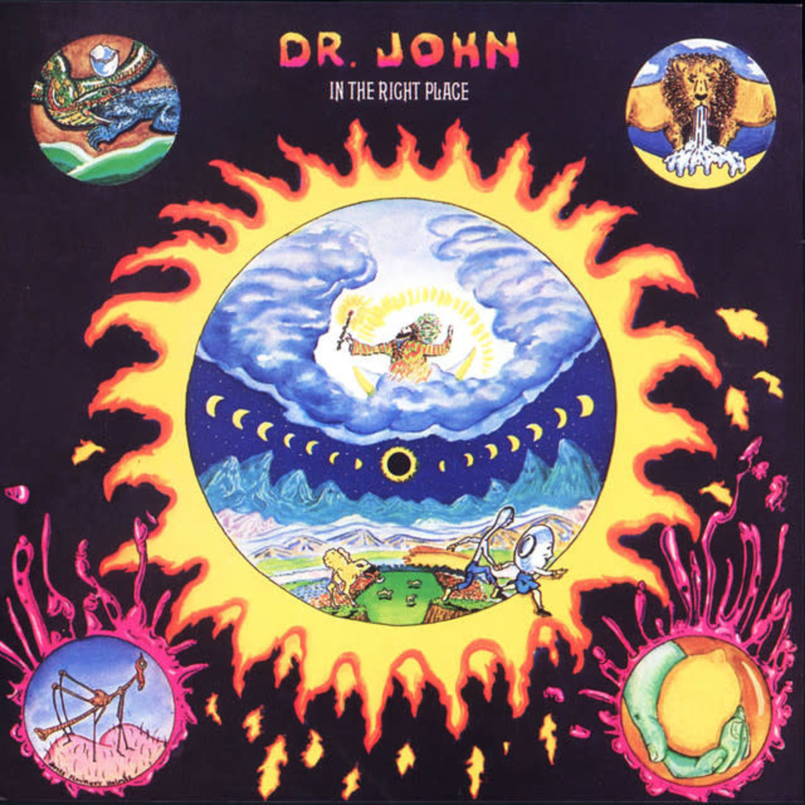 Vinyl Dr. John - In The Right Place