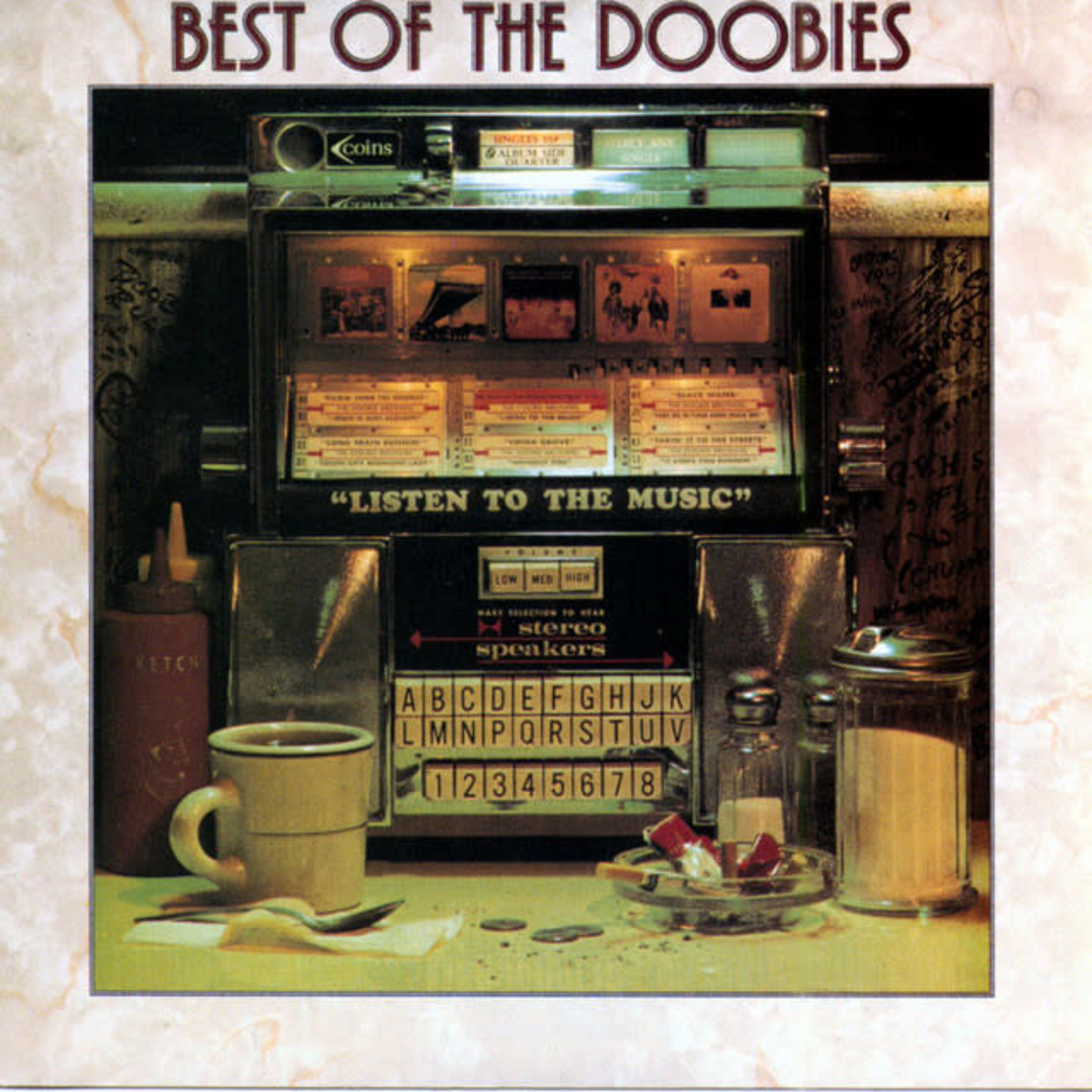 Vinyl Doobies Brothers  - Best Of