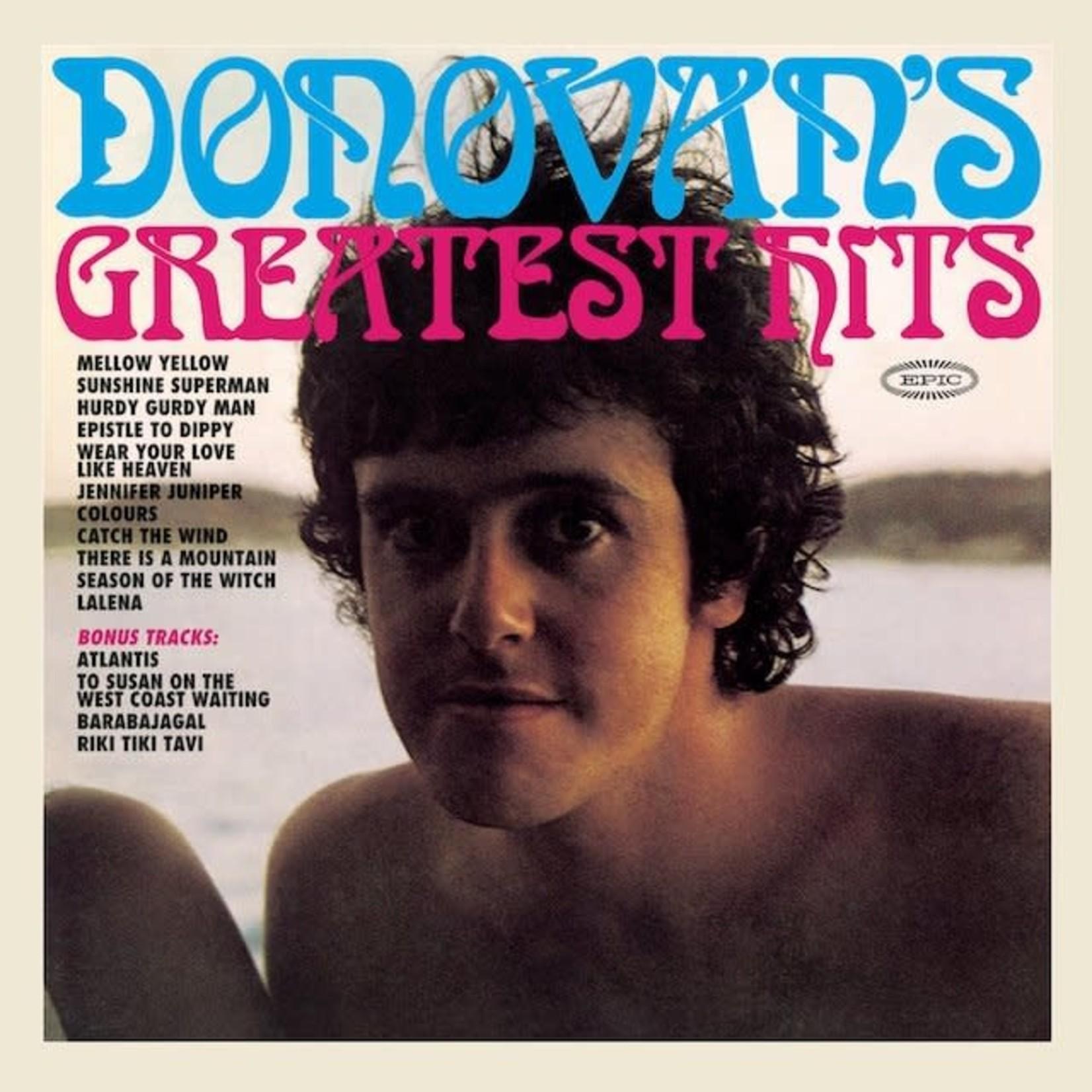 Vinyl Donovan - Greatest Hits