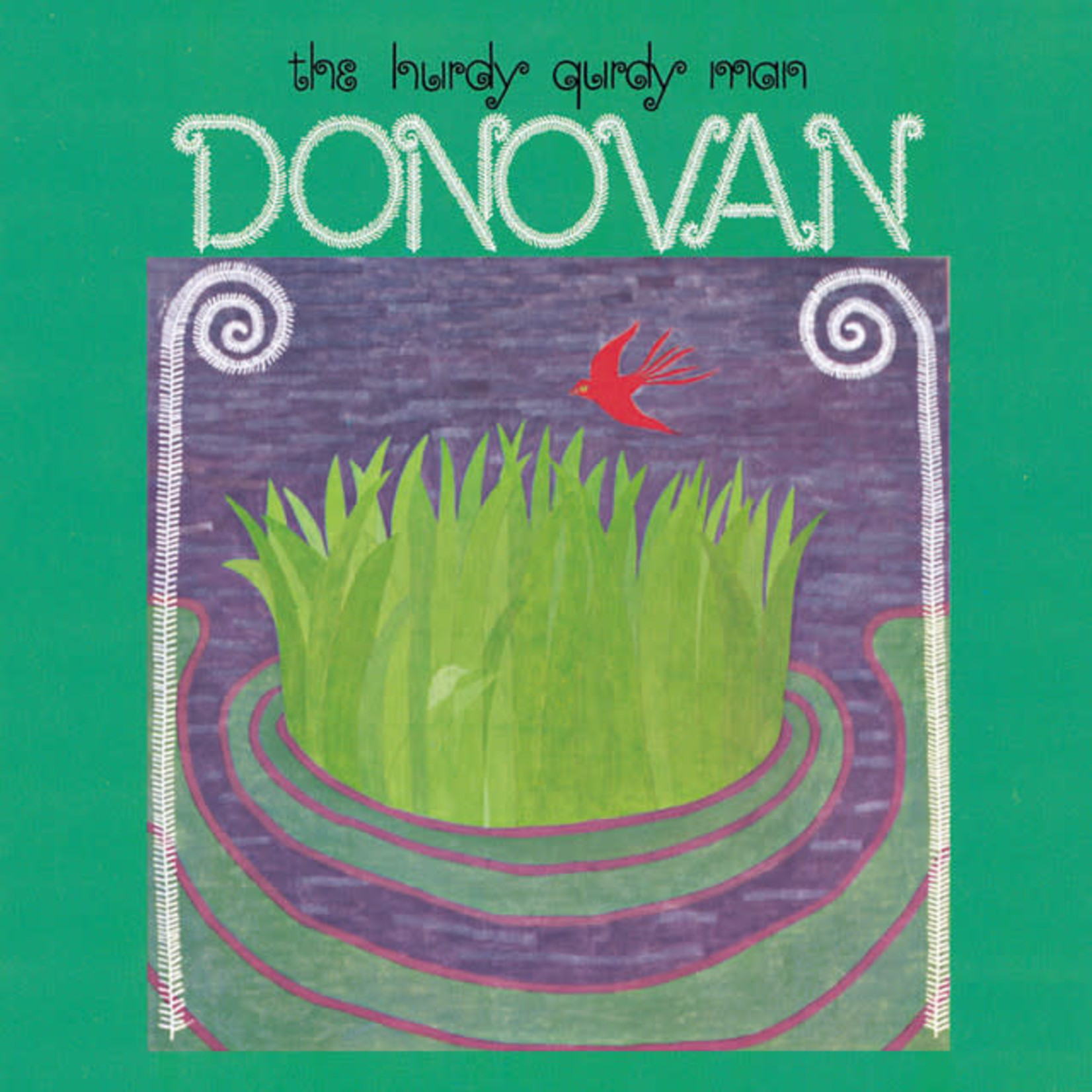 Vinyl Donovan - The Hurdy Gurdy Man