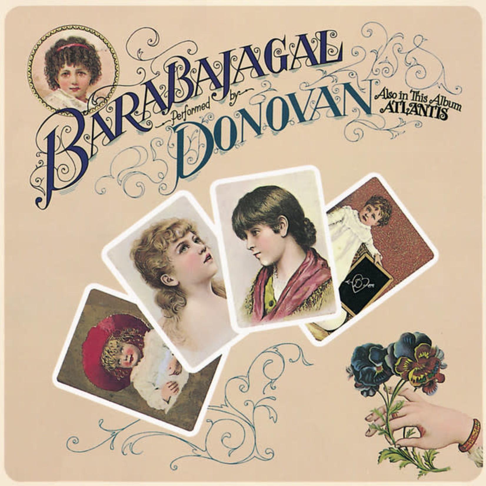 Vinyl Donovan - Barabjagal
