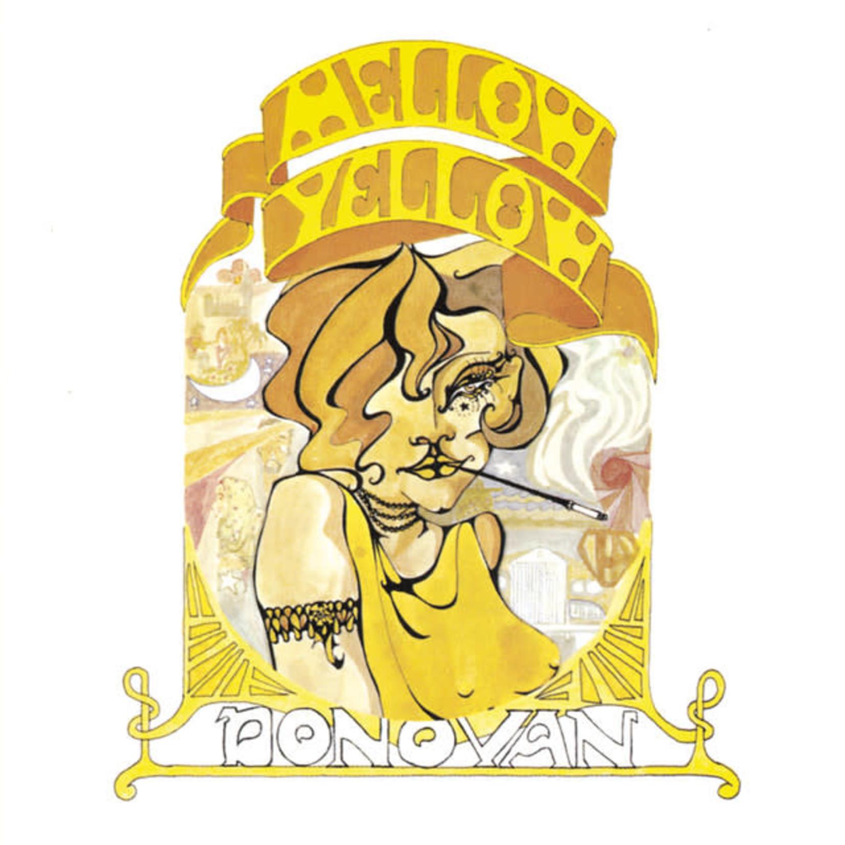 Vinyl Donovan - Mellow Yellow