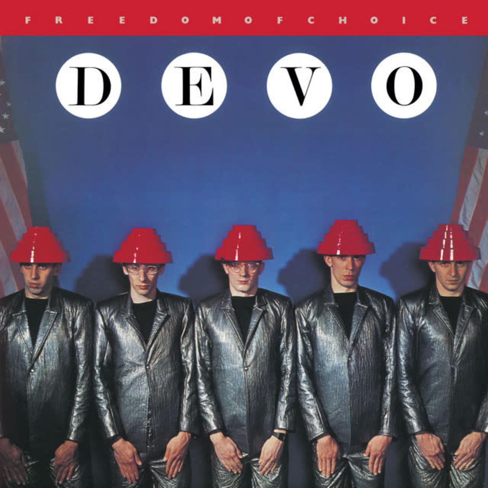 Vinyl Devo - Freedom Of Choice