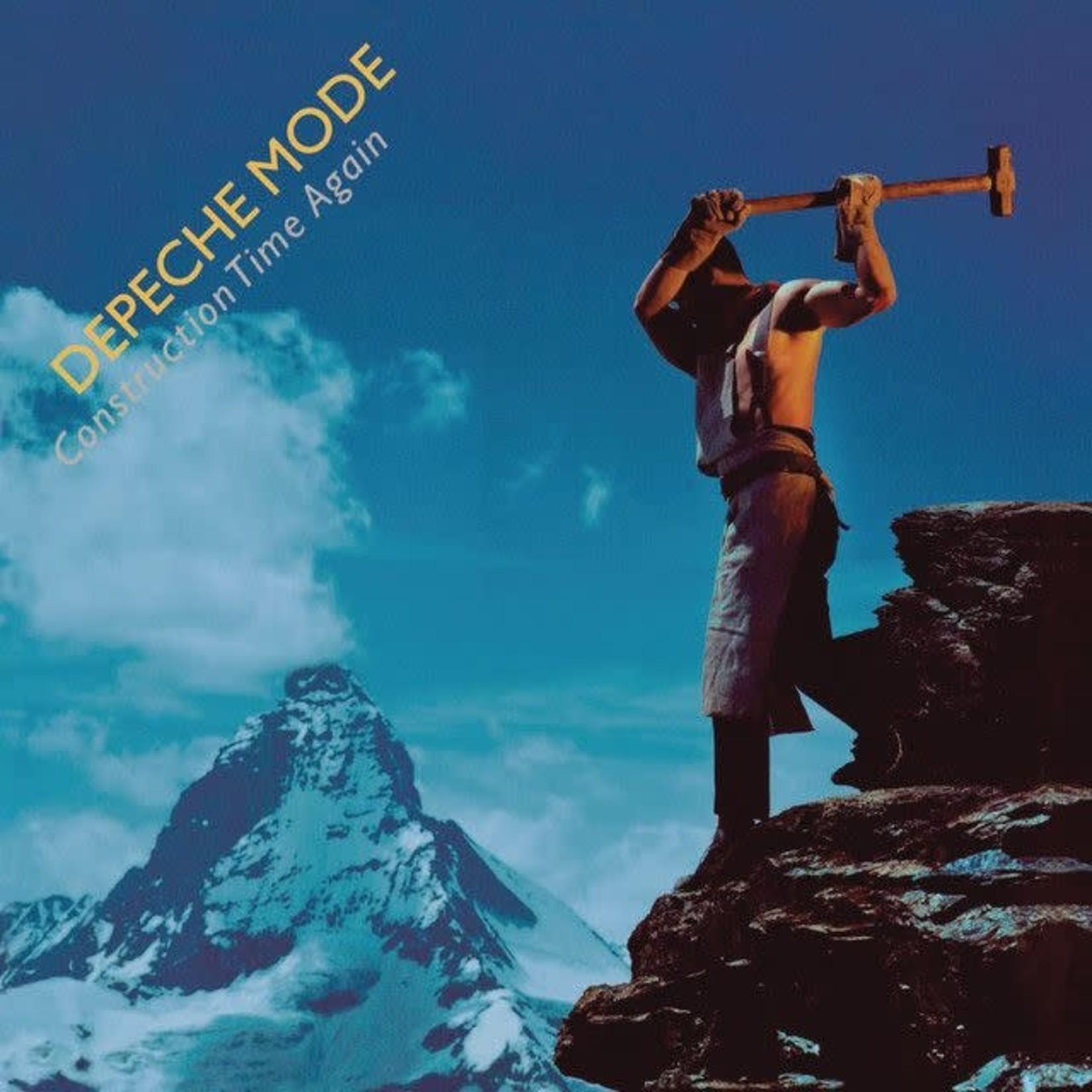 Vinyl Depeche Mode - Construction Time Again (UK)