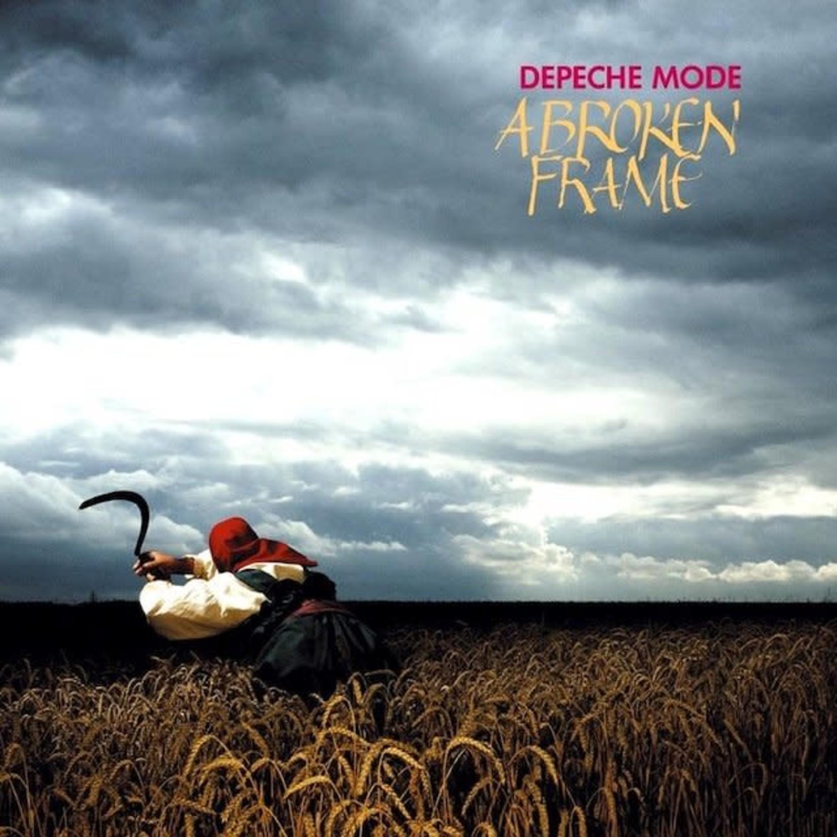 Vinyl Depeche Mode - A Broken Frame