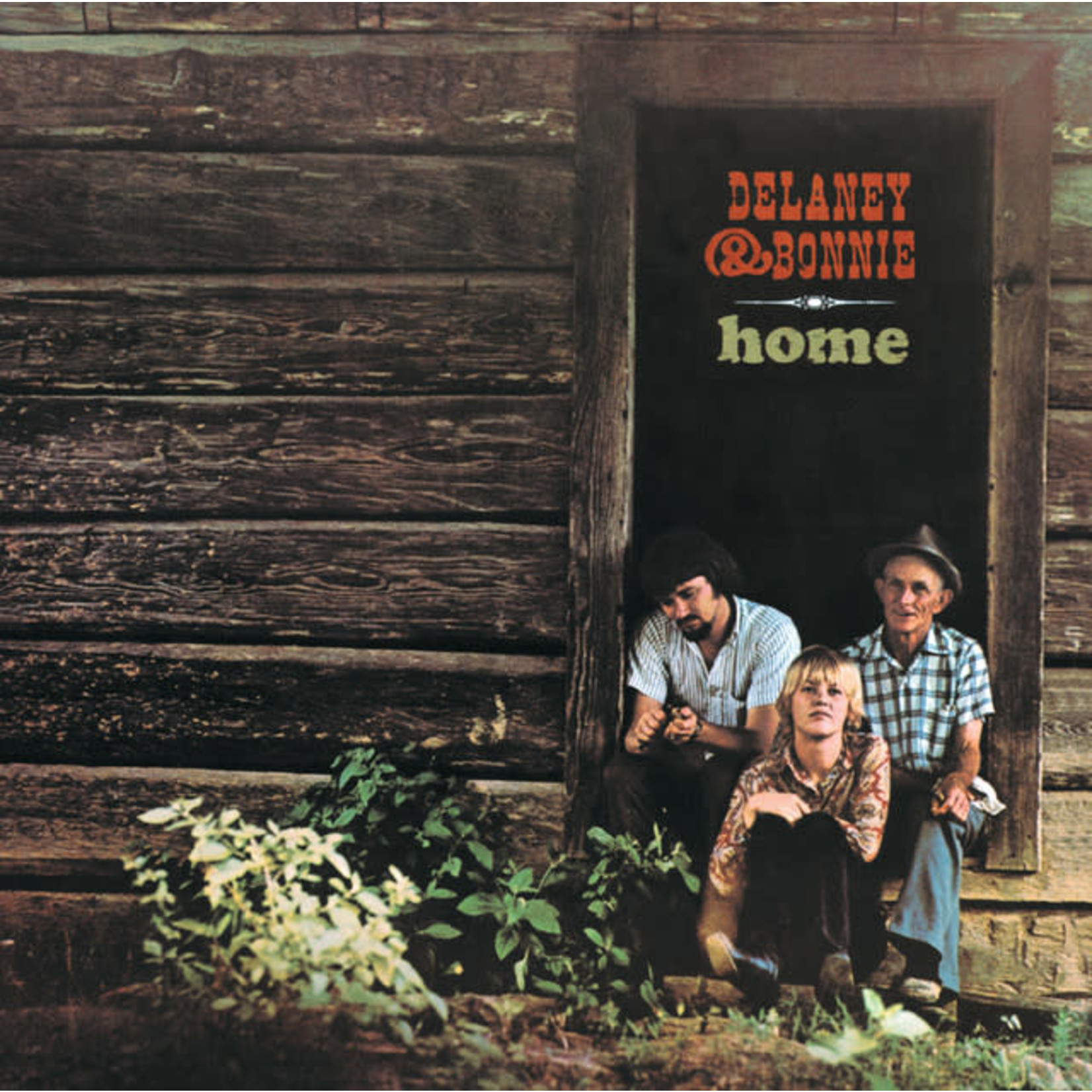Vinyl Delaney & Bonnie - Home