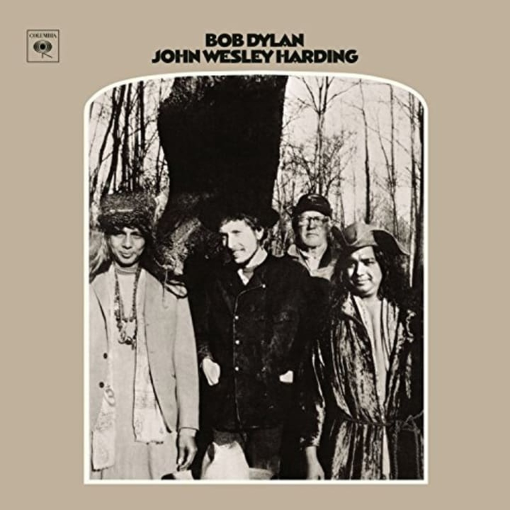 Vinyl Bob Dylan - John Wesley Harding
