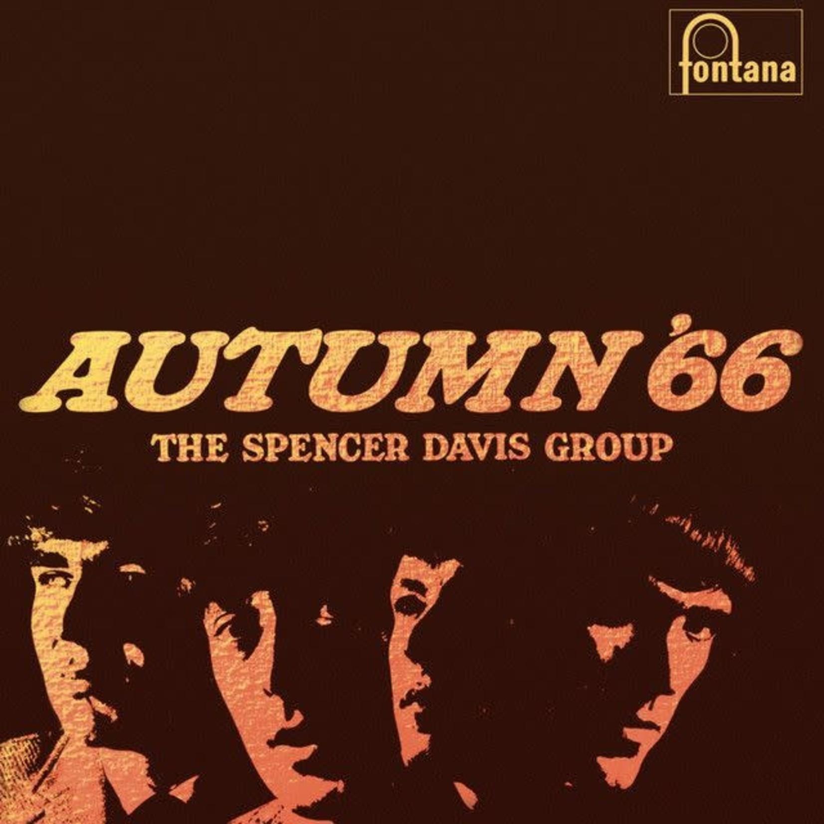 Vinyl Spencer Davis Group - Autumn '66