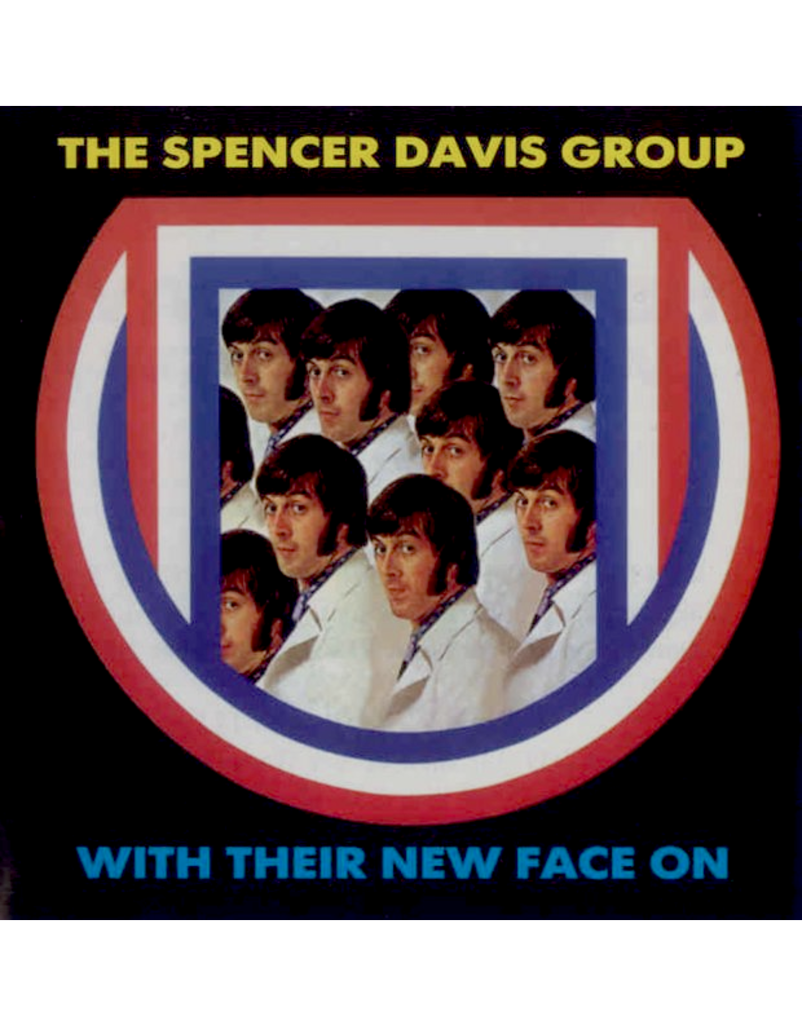 Vinyl Spencer Davis Group - With Their New Face On.   Final Sale