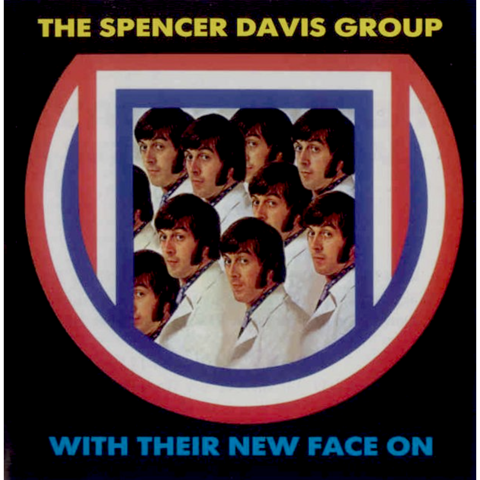 Vinyl Spencer Davis Group - With Their New Face On.