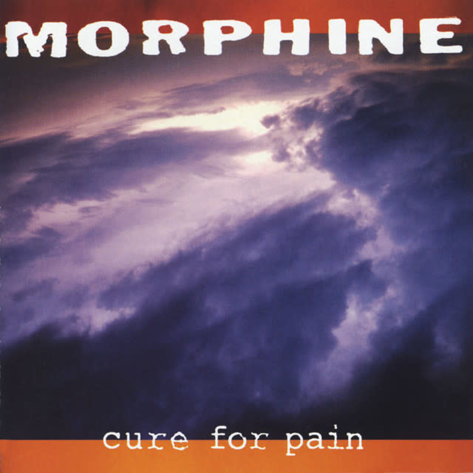 Vinyl Morphine - Cure for Pain