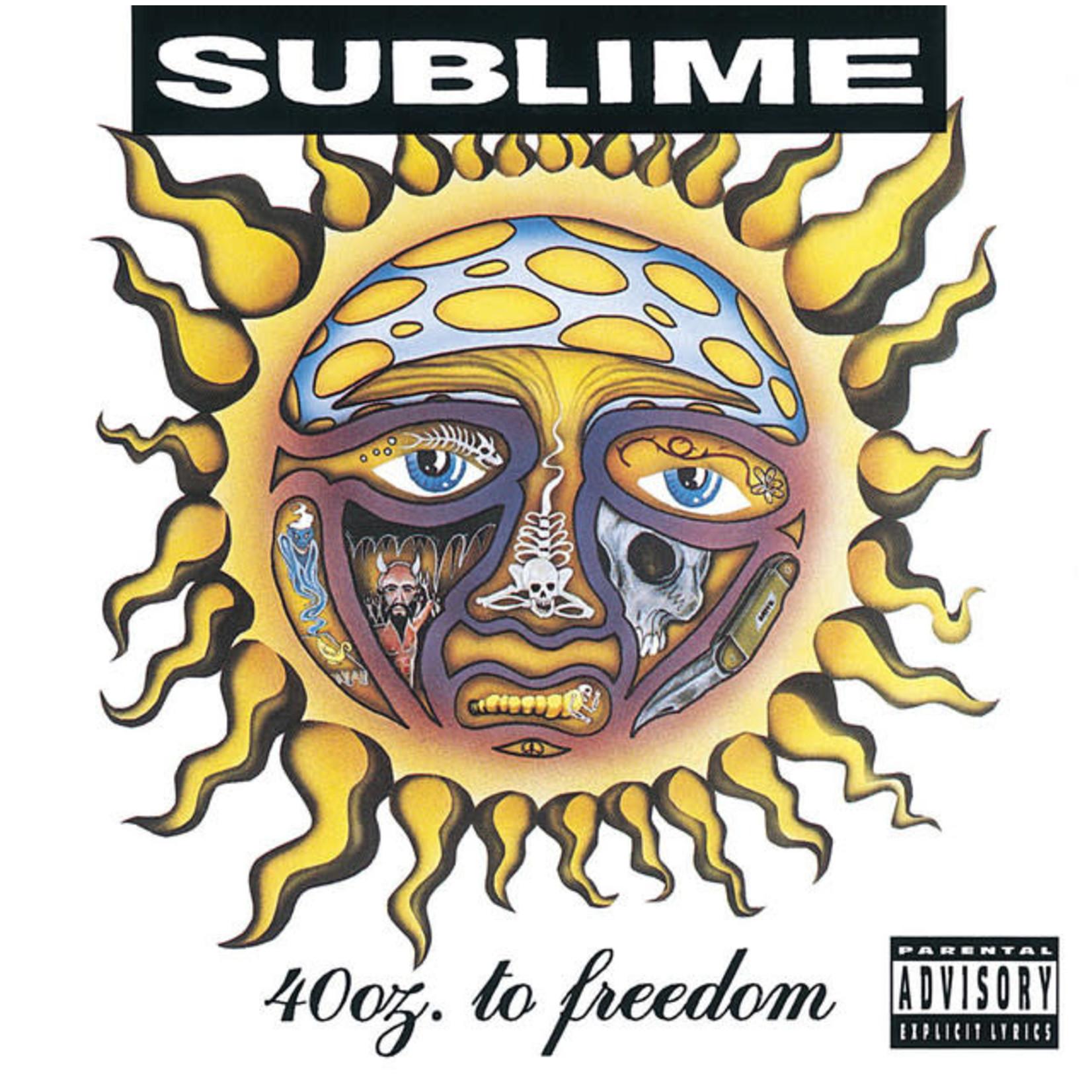 Vinyl Sublime - 40 oz. to Freedom