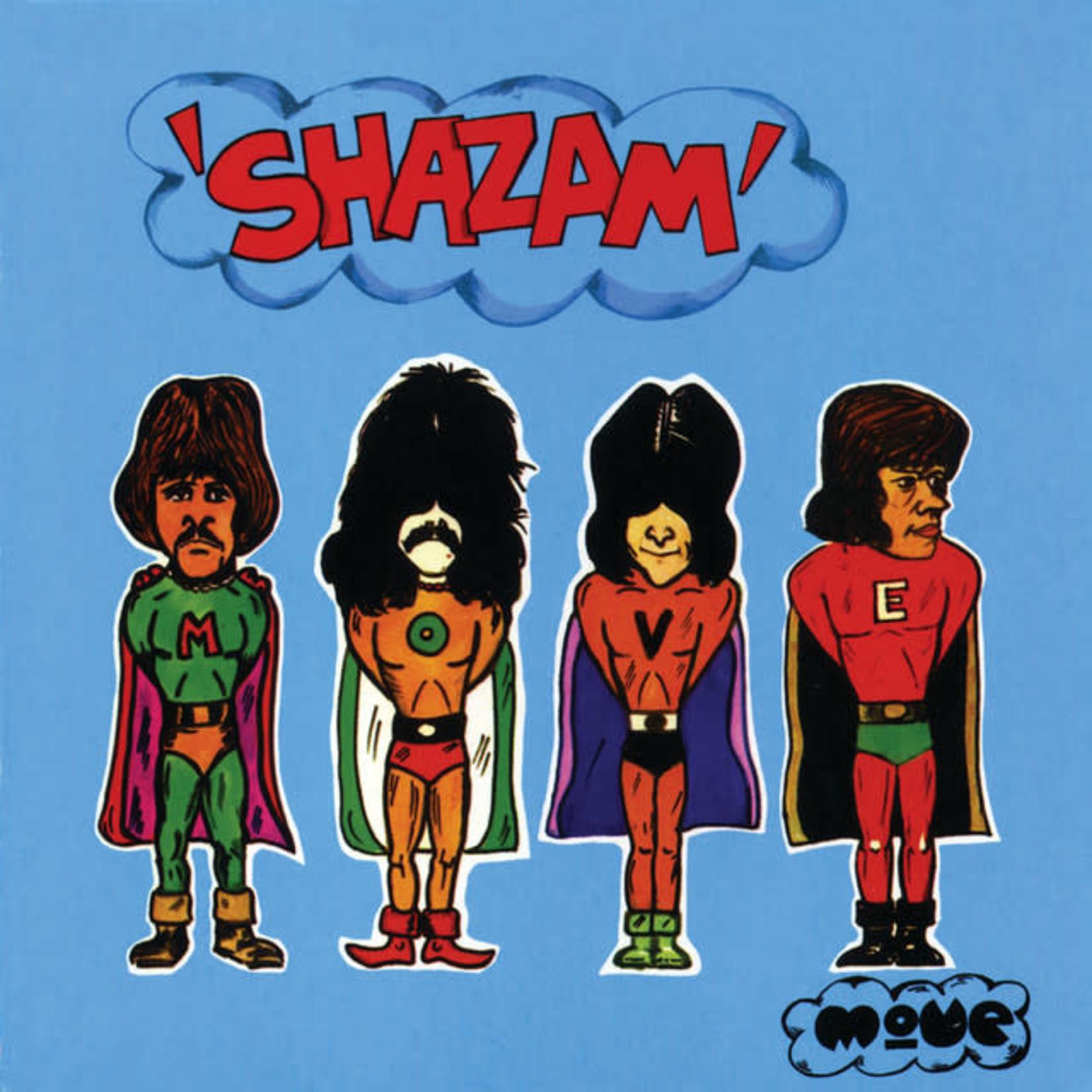 Vinyl The Move - Shazam