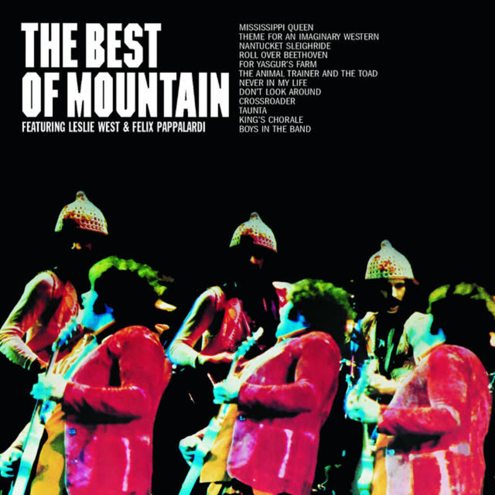 Vinyl Mountain - The Best Of