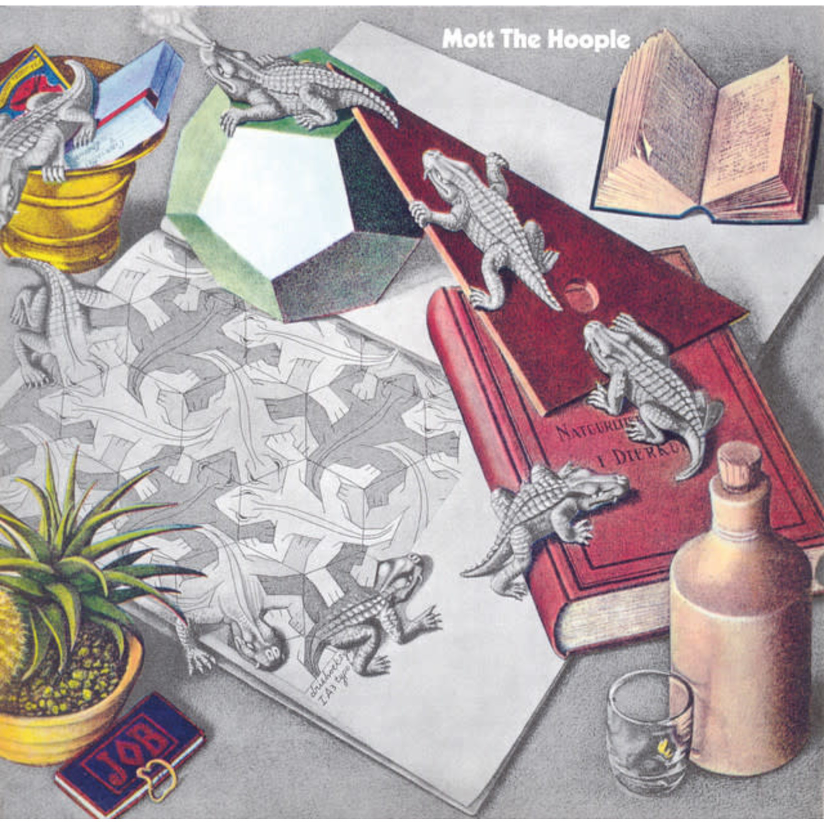 Vinyl Mott The Hoople - S/T