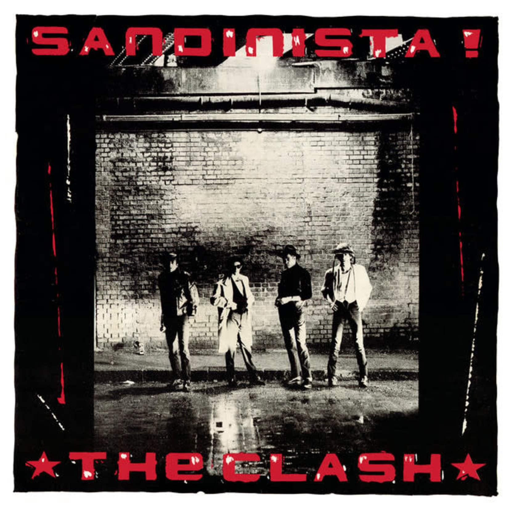 Vinyl The Clash - Sandinista