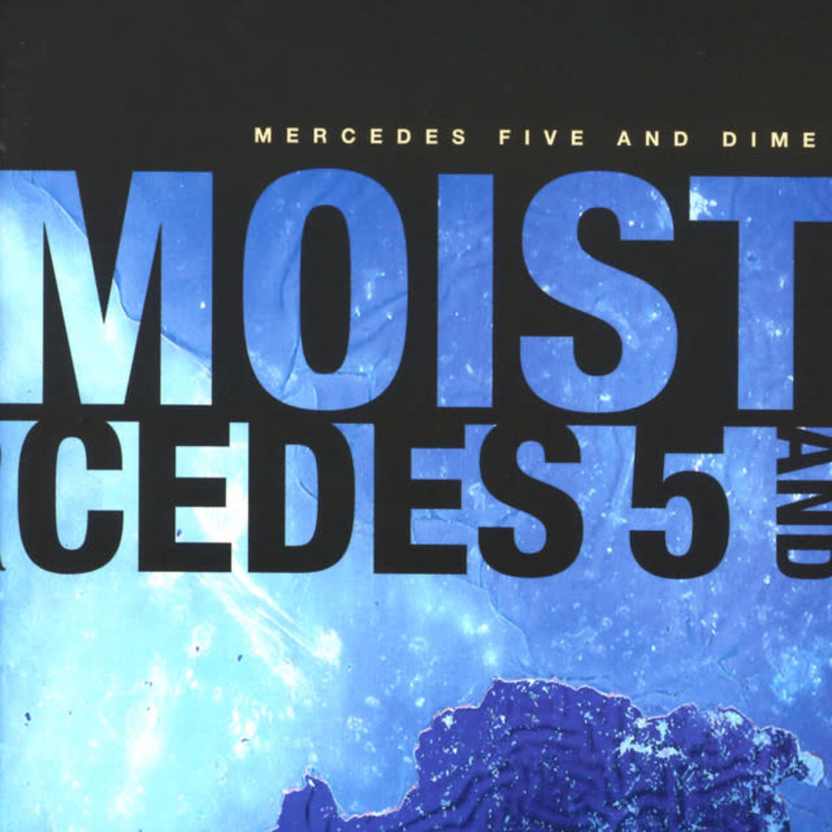 Vinyl Moist - Mercedes Fine and Dime. Final Sale
