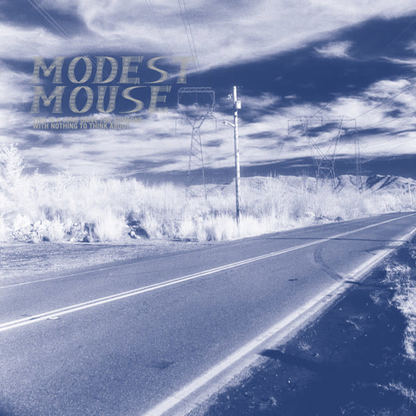 Vinyl Modest Mouse - This Is A Long Drive For Someone With Nothing To Think About