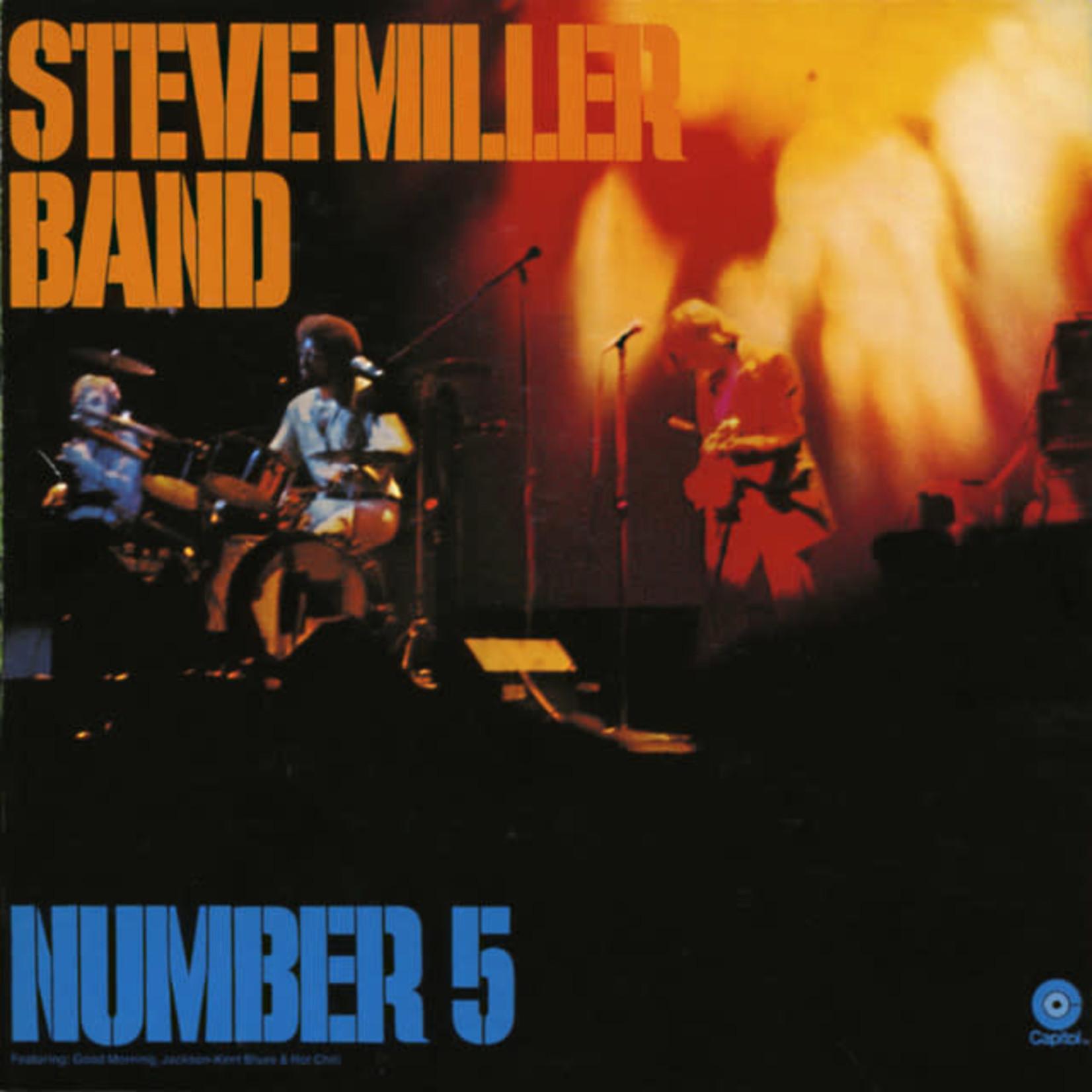 Vinyl Steve Miller Band - Number 5