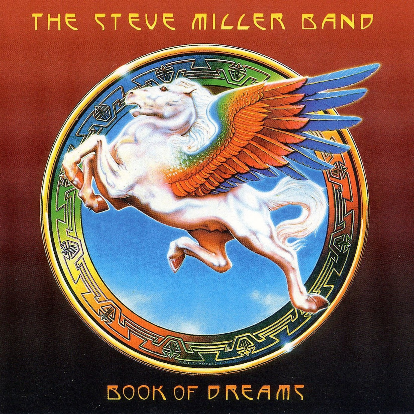 Vinyl Steve Miller Band - Book Of Dreams