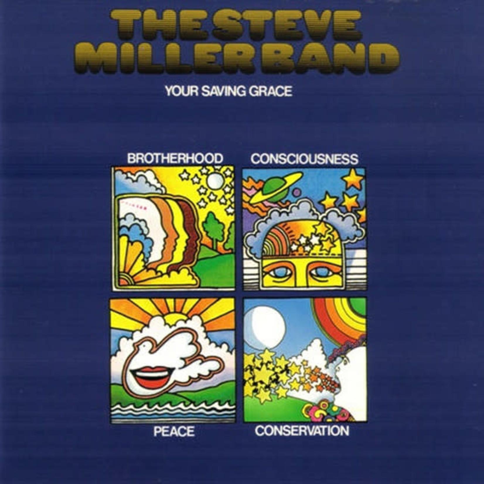 Vinyl Steve Miller Band - Your Saving Grace