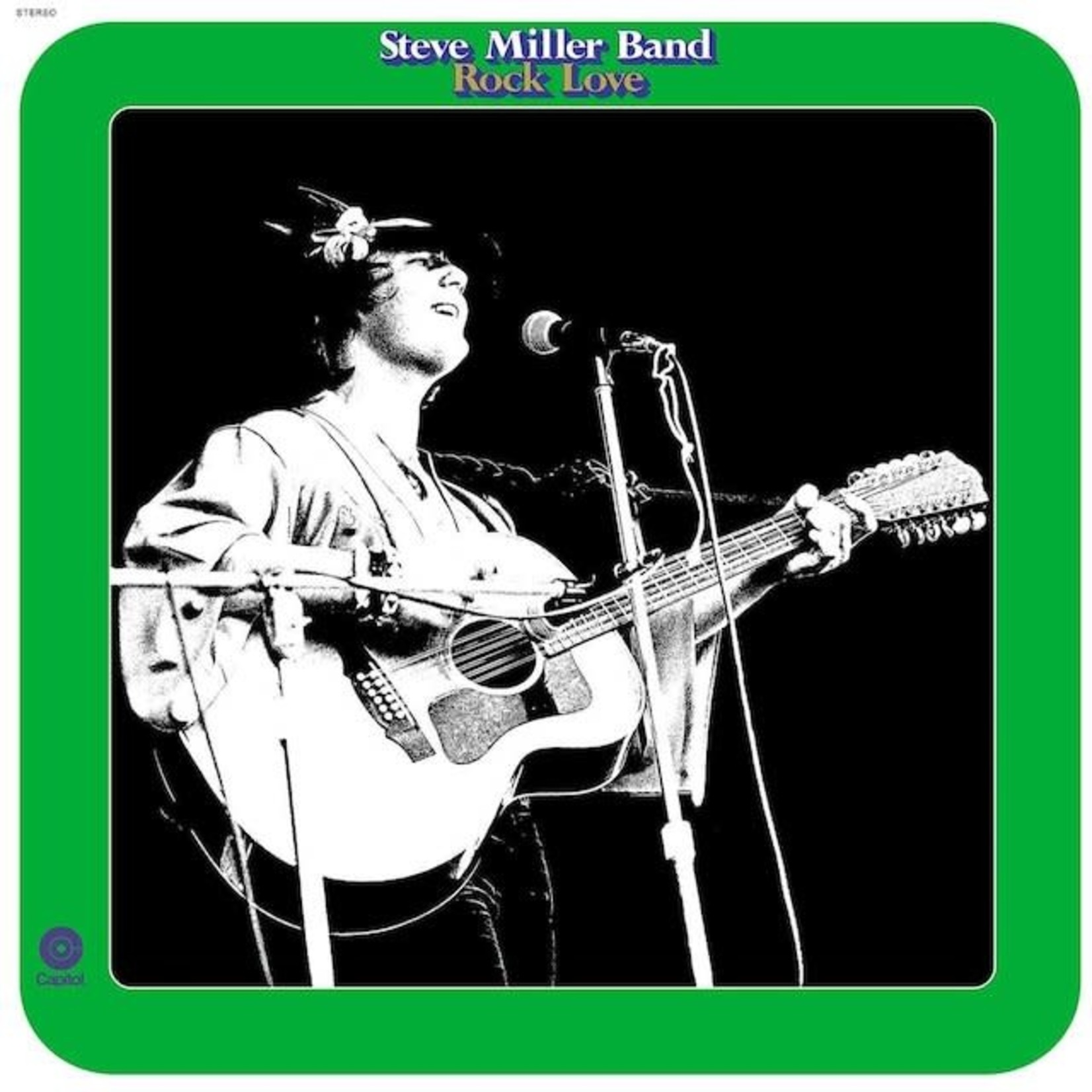 Vinyl Steve Miller Band - Rock Love