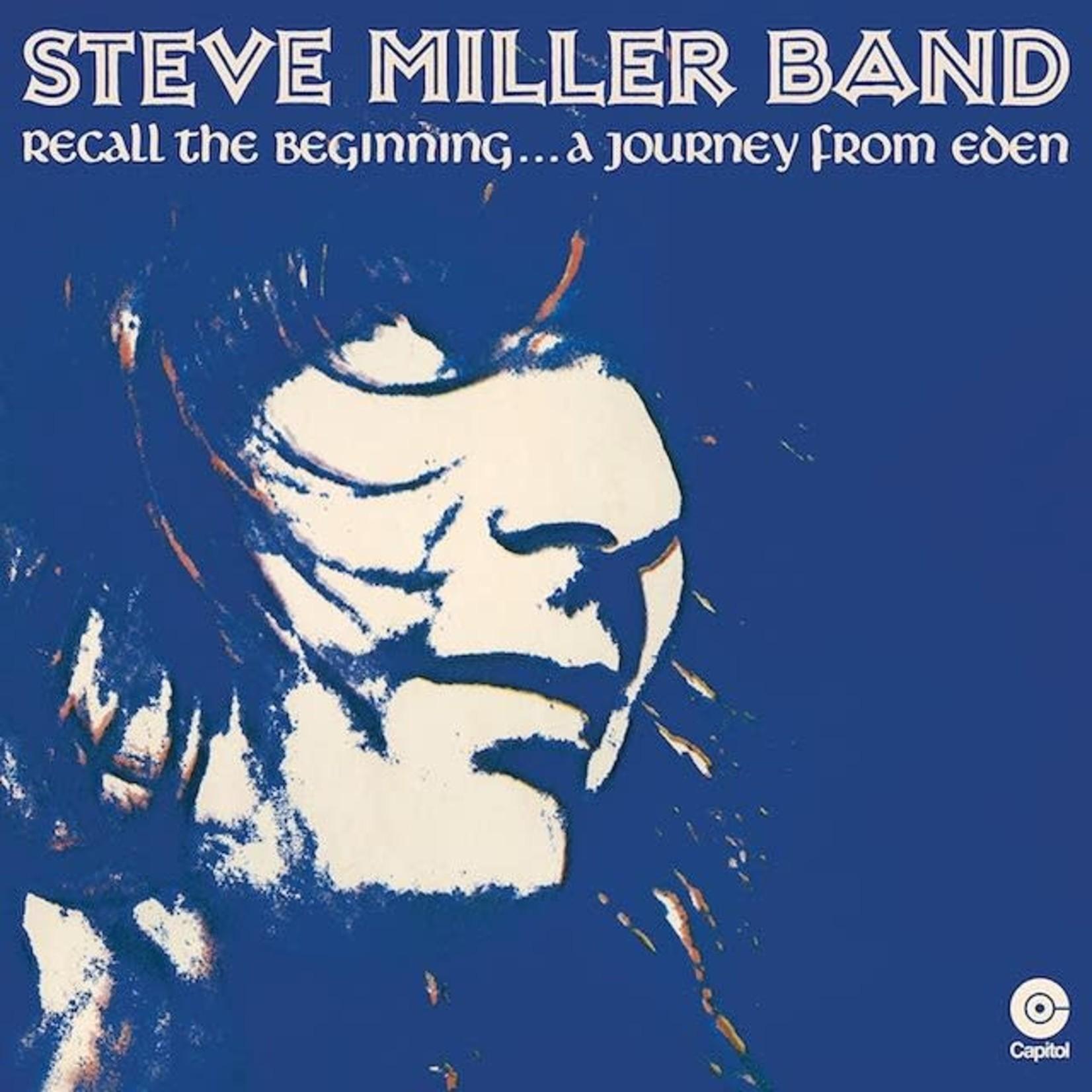 Vinyl Steve Miller Band - Recall The Beginning...a Journey from Eden
