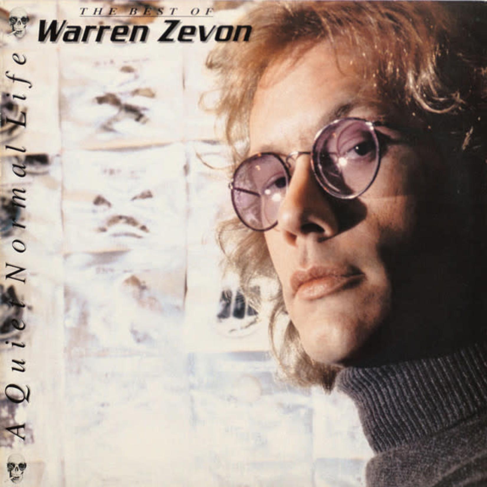 Vinyl Warren Zevon - The Best Of (A Quiet Normal Life)