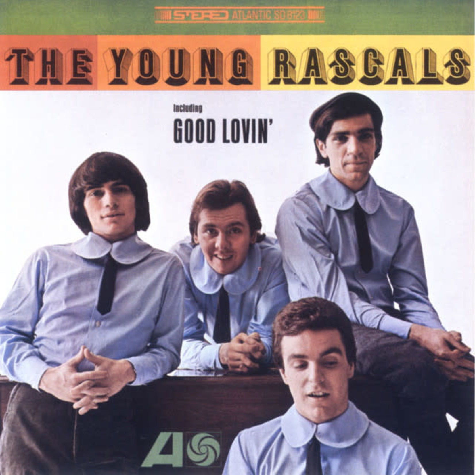 Vinyl The Young Rascals - S/T