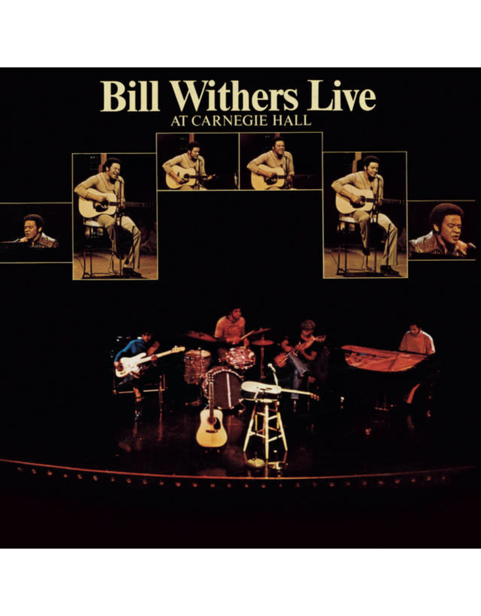 Vinyl Bill Withers - Live At Carnegie Hall