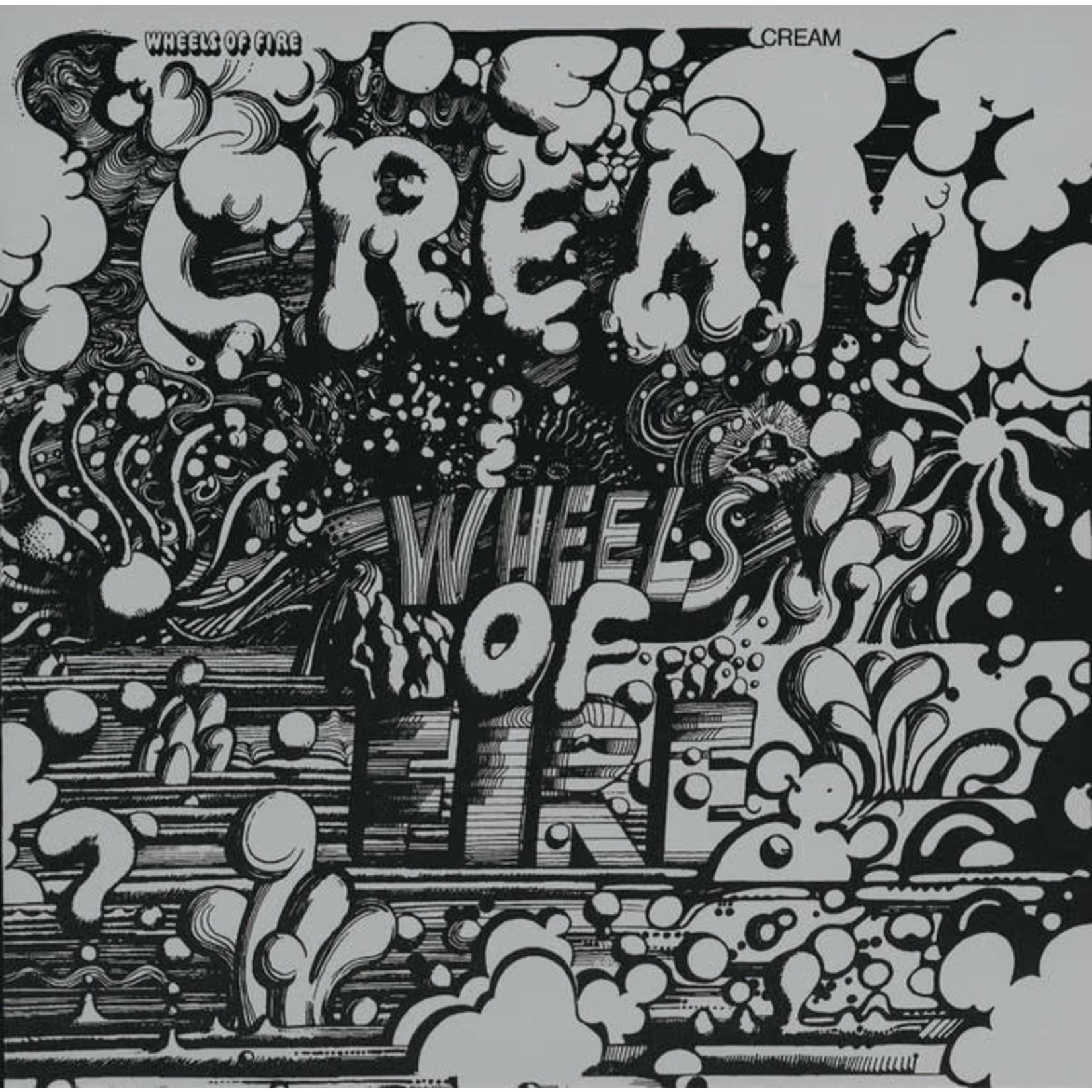 Vinyl Cream - Wheels Of Fire