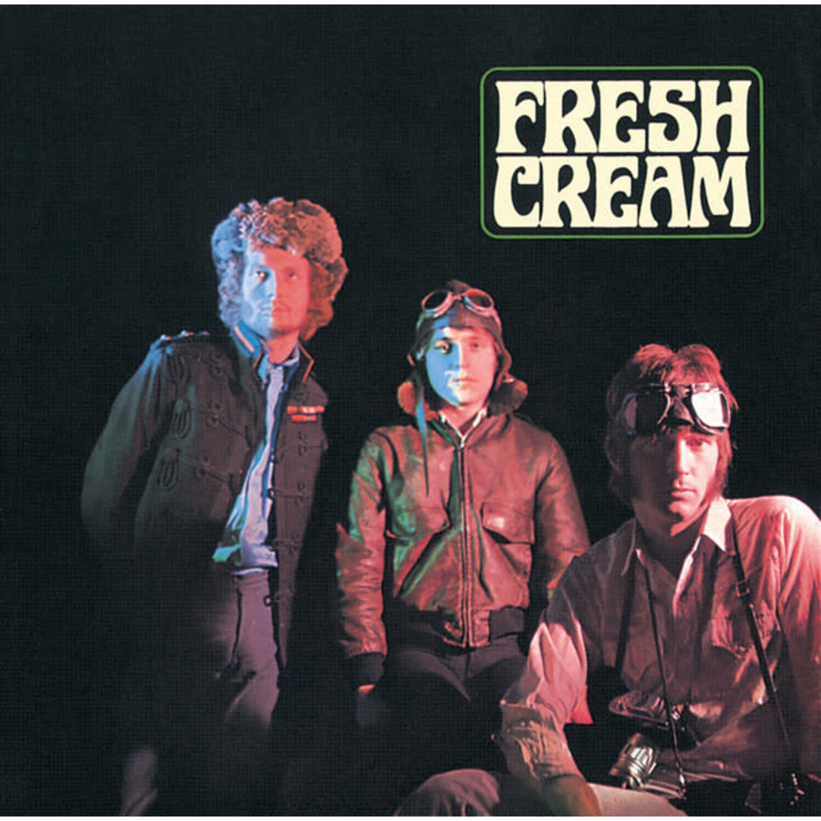Vinyl Cream - Fresh Cream