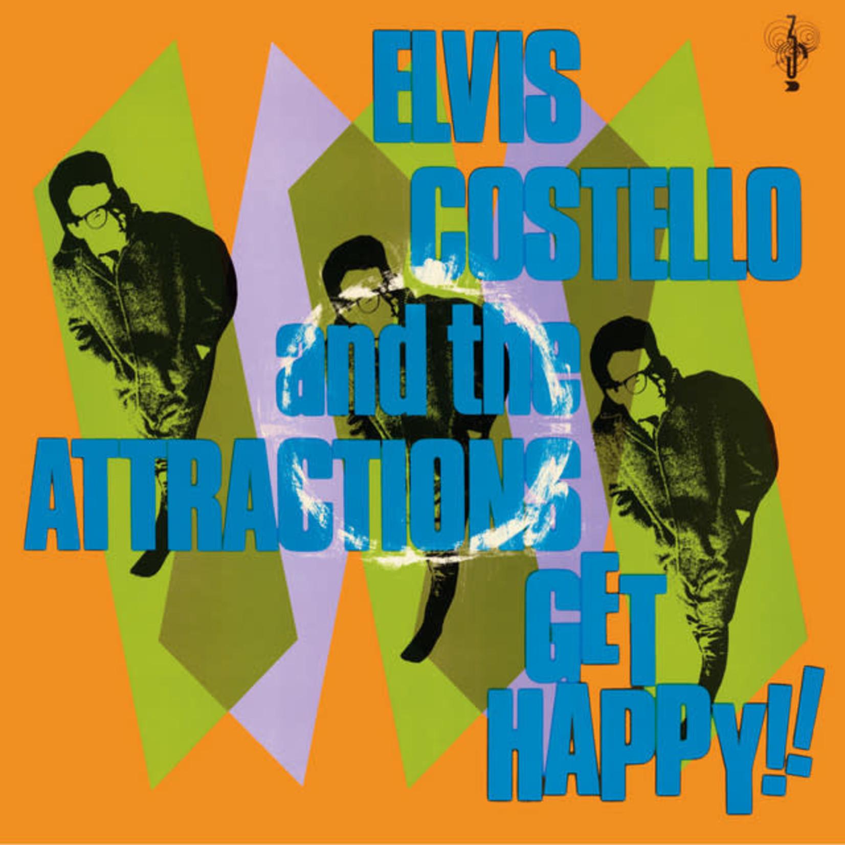 Vinyl Elvis Costello - Get Happy