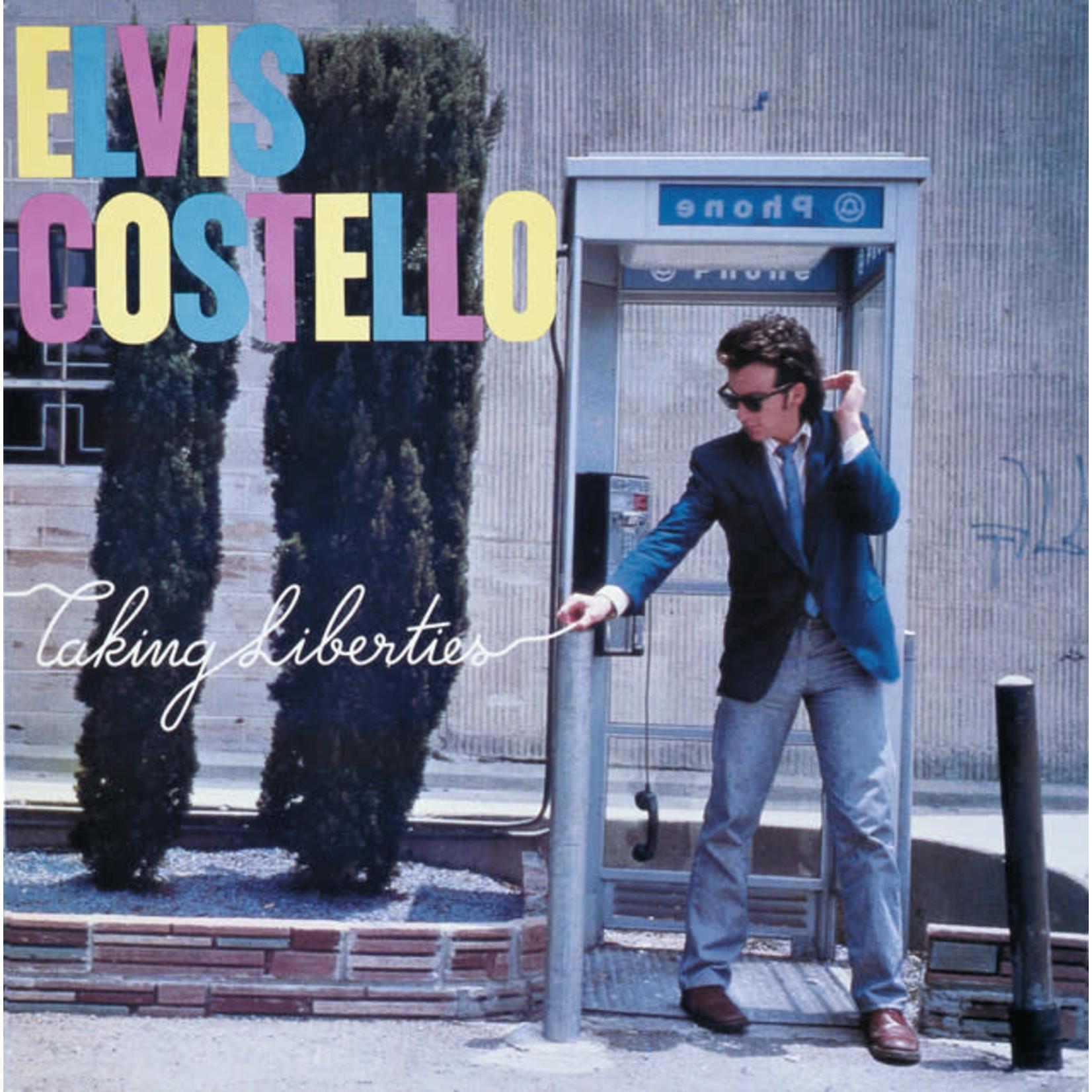 Vinyl Elvis Costello - Taking Liberties