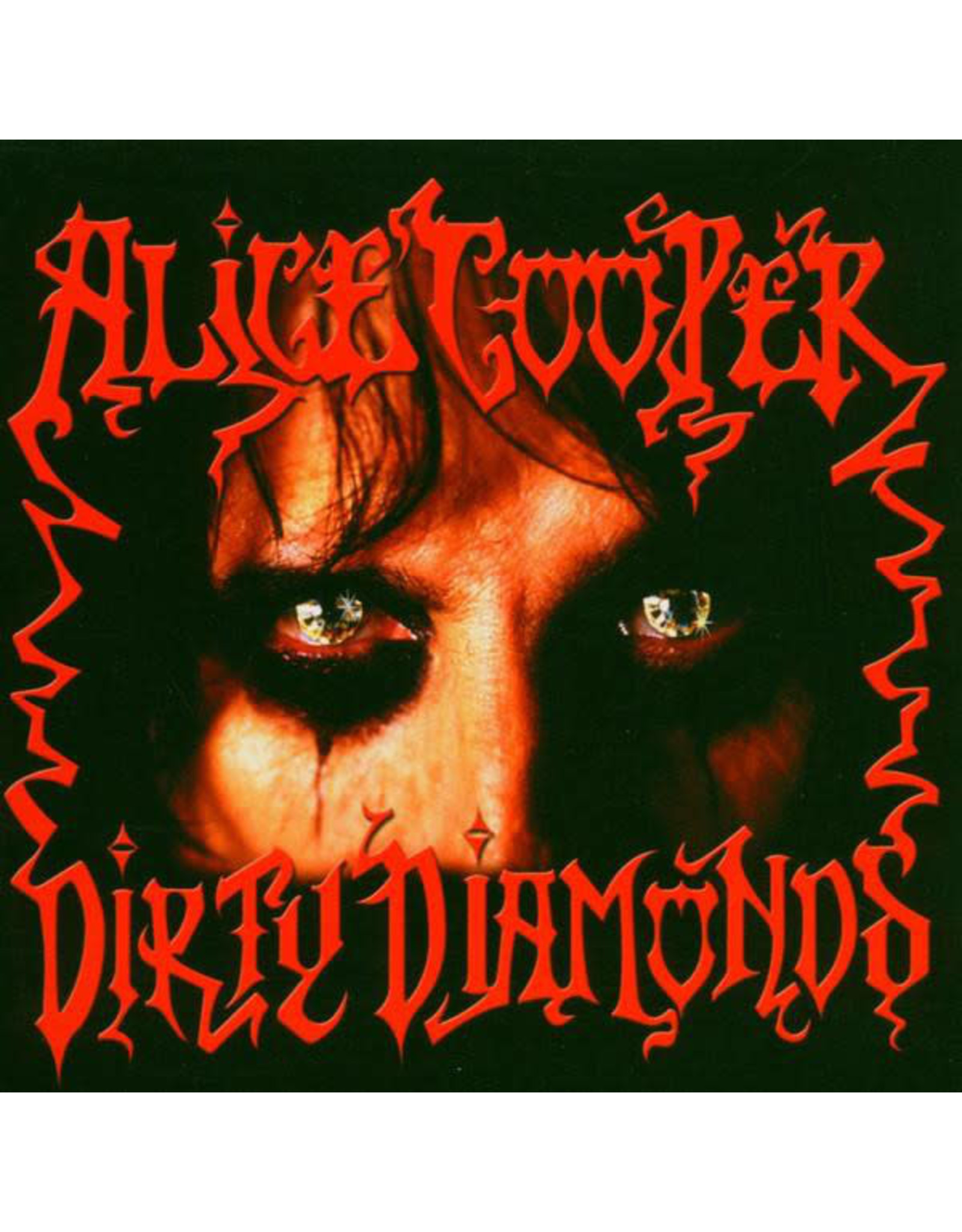 Vinyl Alice Cooper - Dirty Diamonds