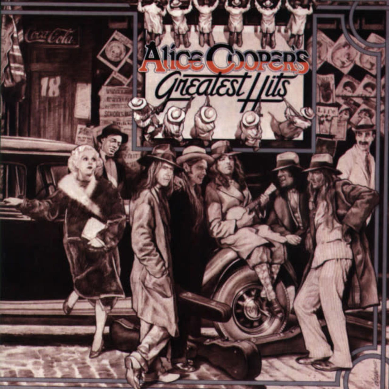 Vinyl Alice Cooper - Greatest Hits
