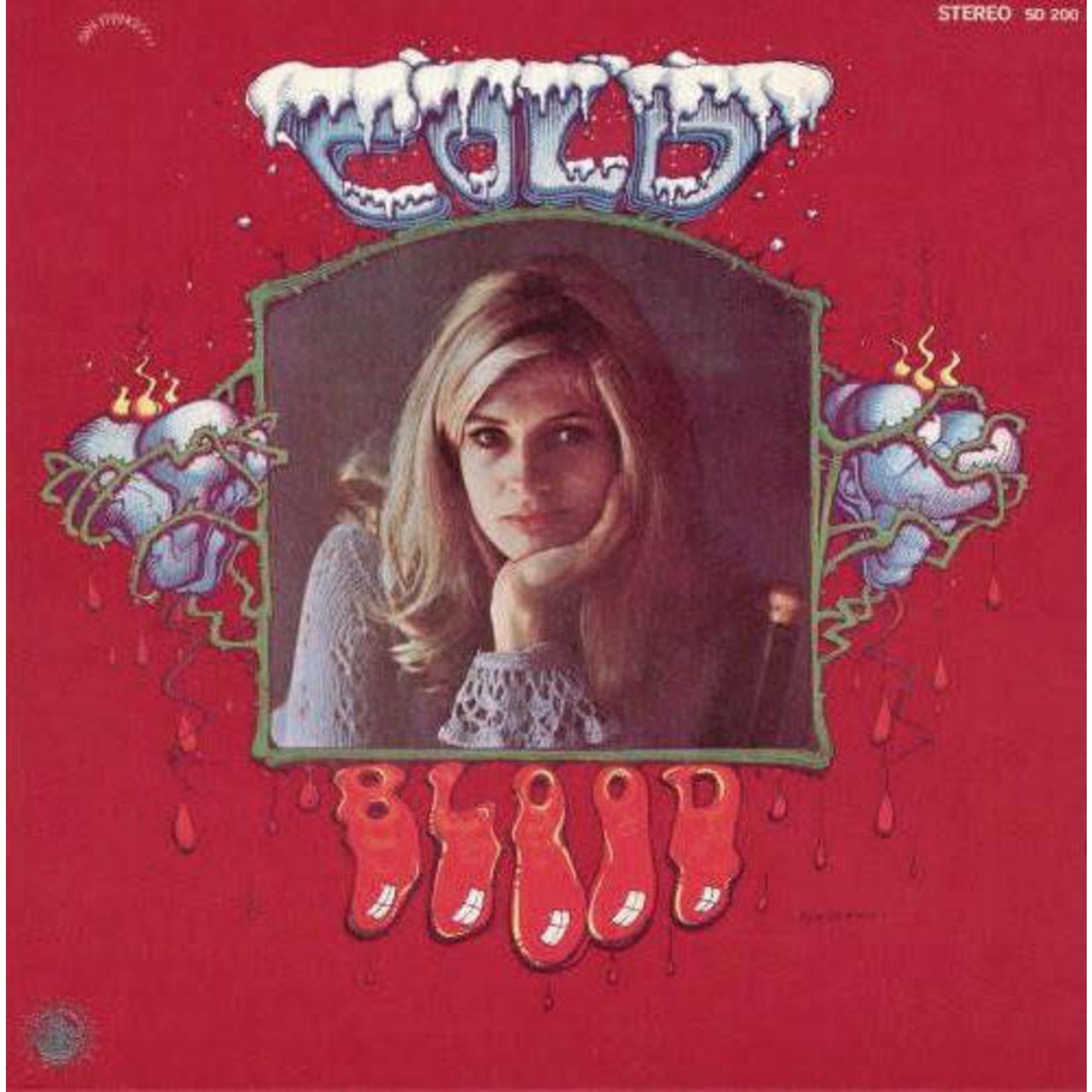 Vinyl Cold Blood - S/T