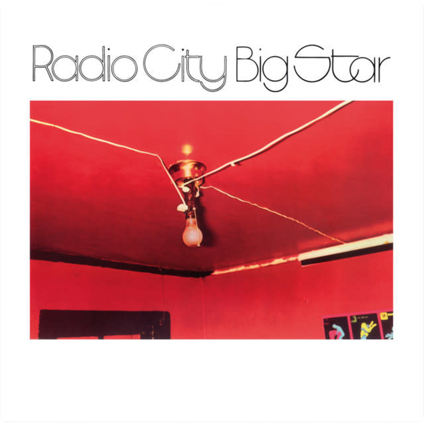 Vinyl Big Star - Radio City