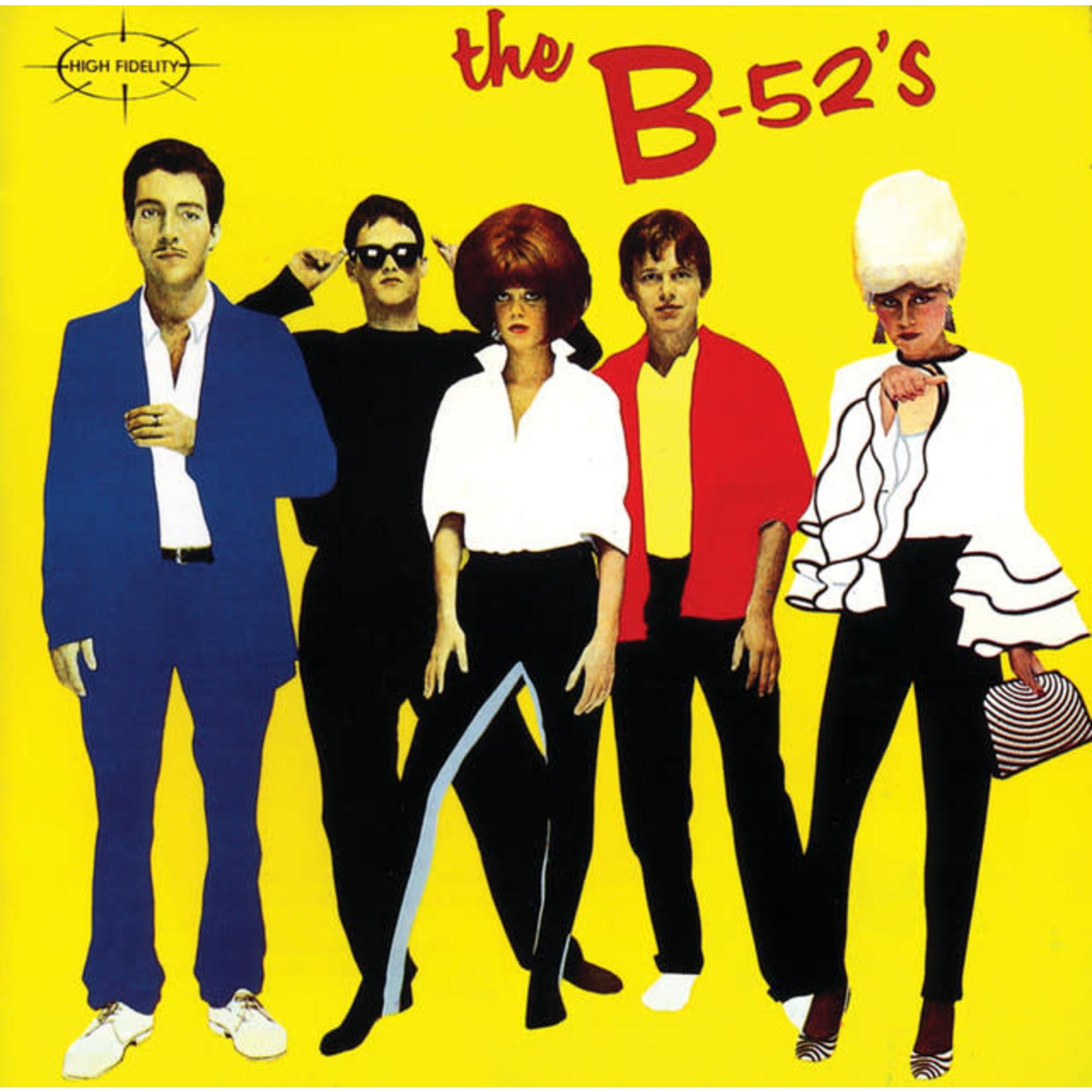 Vinyl B-52's - S/T