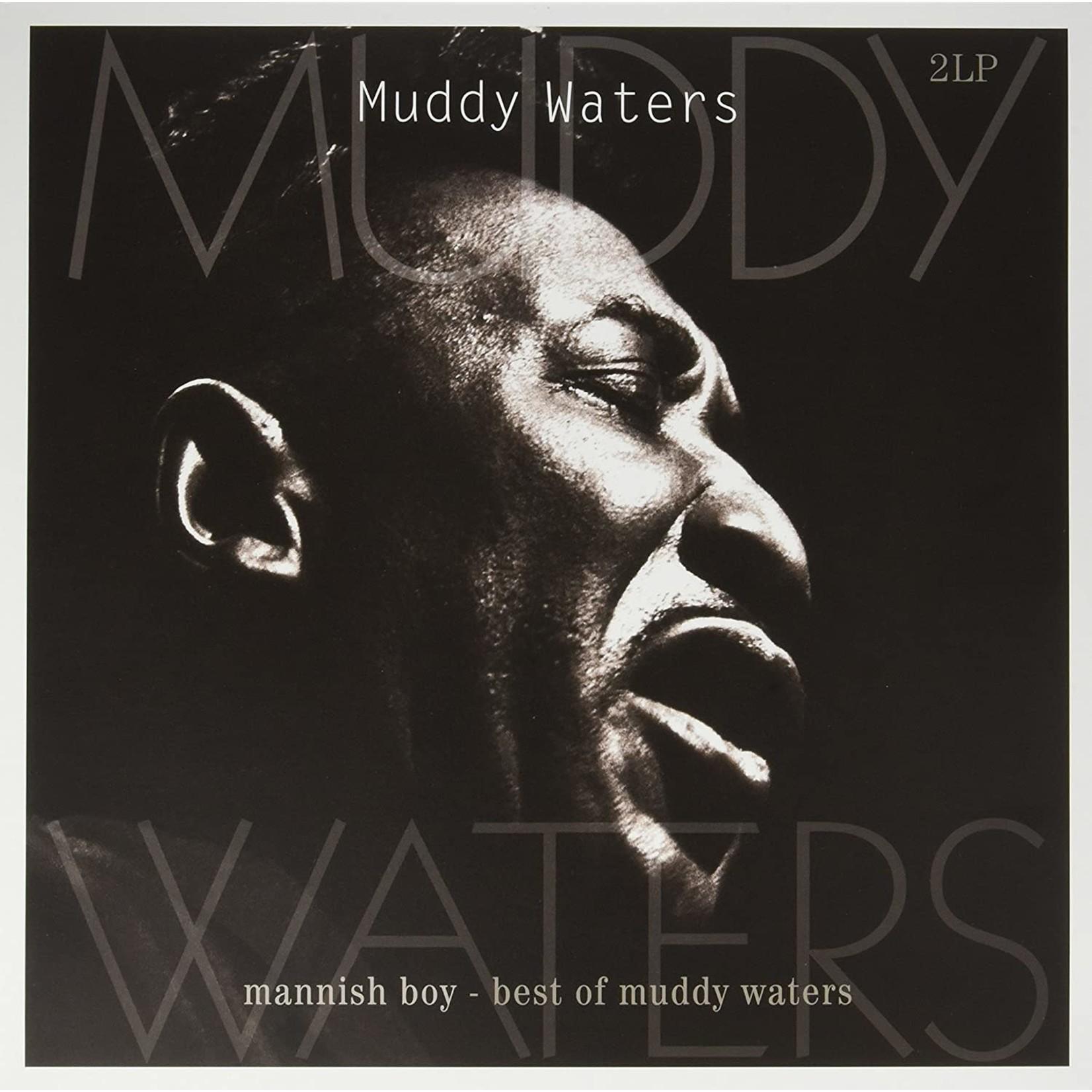 Vinyl Muddy Waters - Mannish Boy: Best Of Muddy Waters