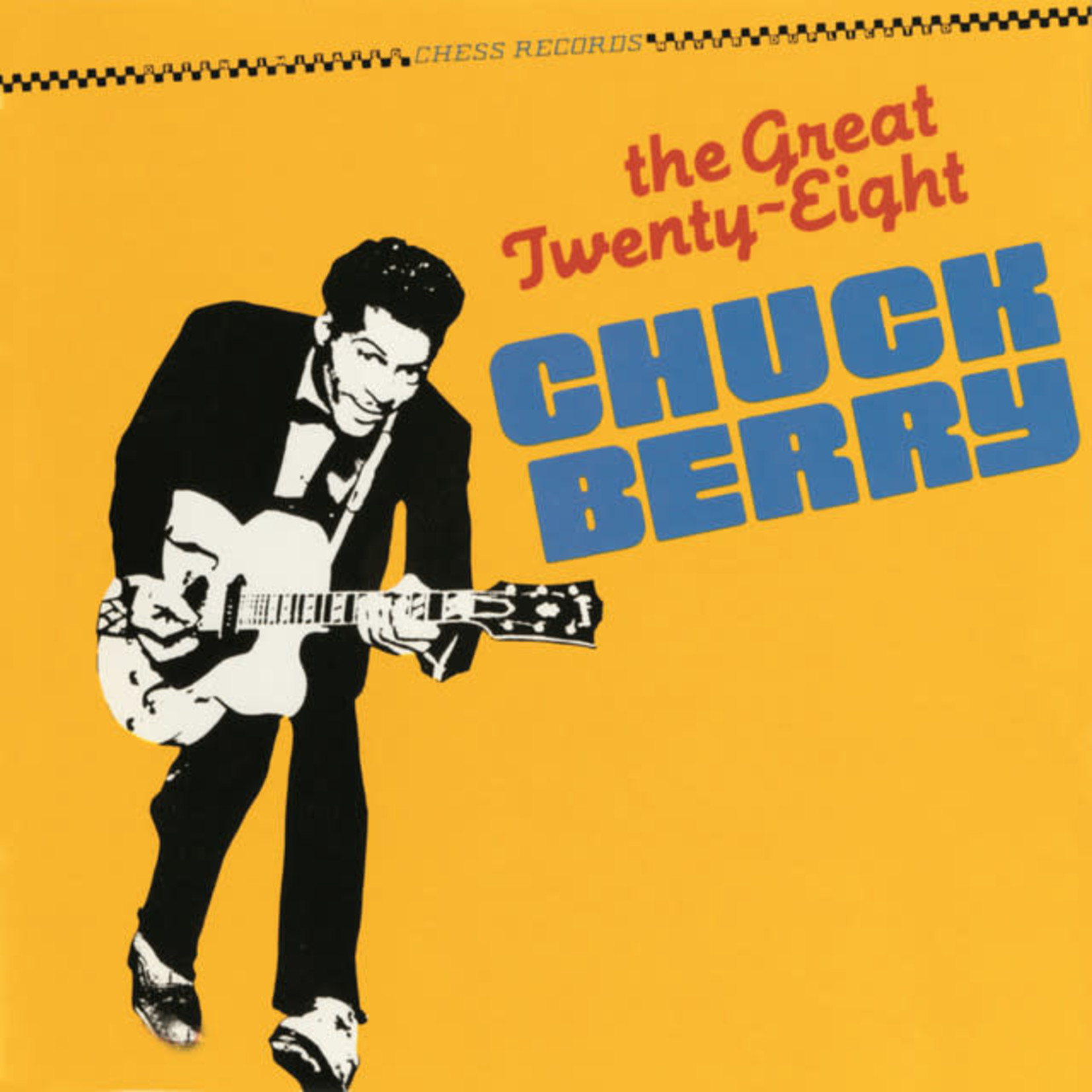 Vinyl Chuck Berry - The Great Twenty-Eight