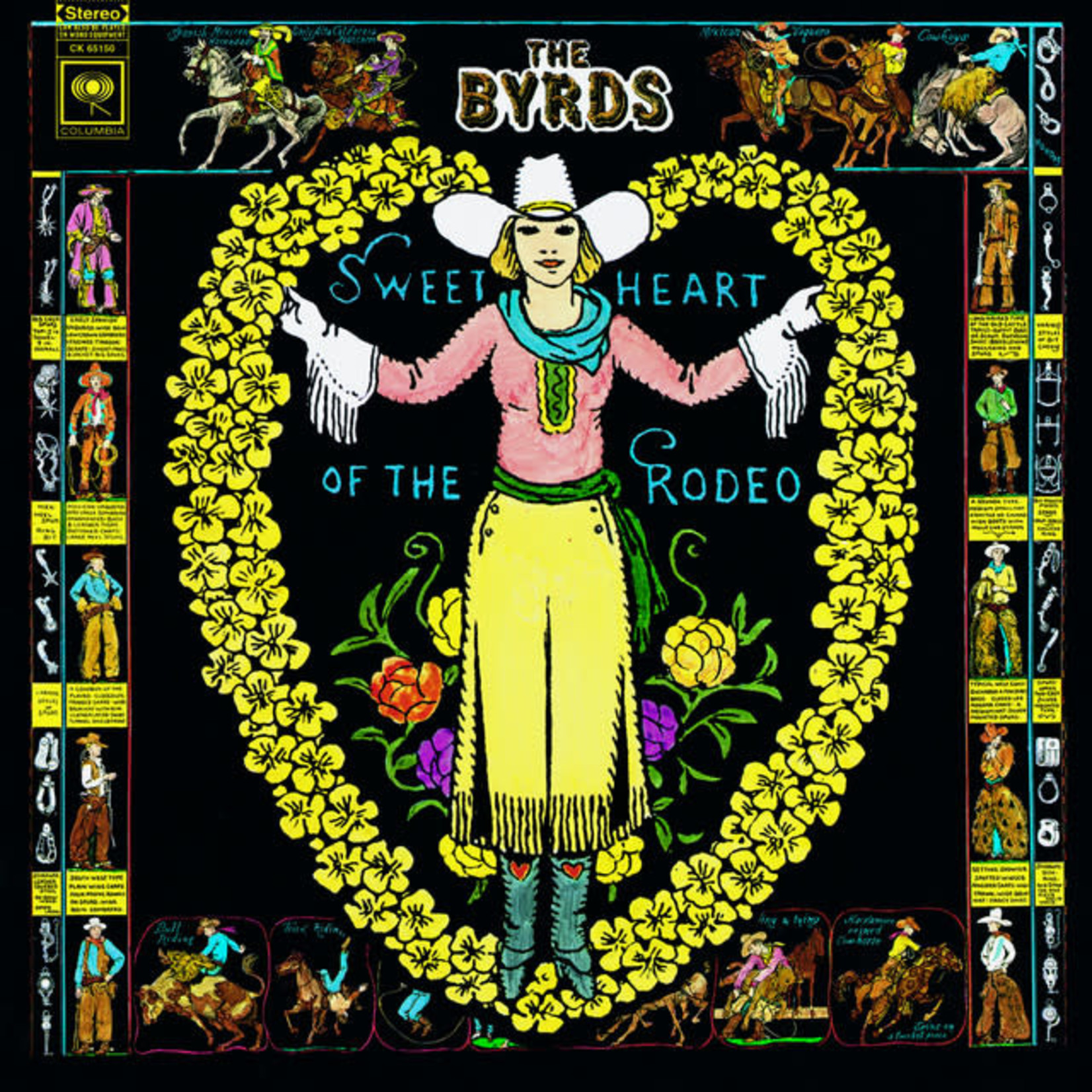 Vinyl The Byrds - Sweetheart Of The Rodeo