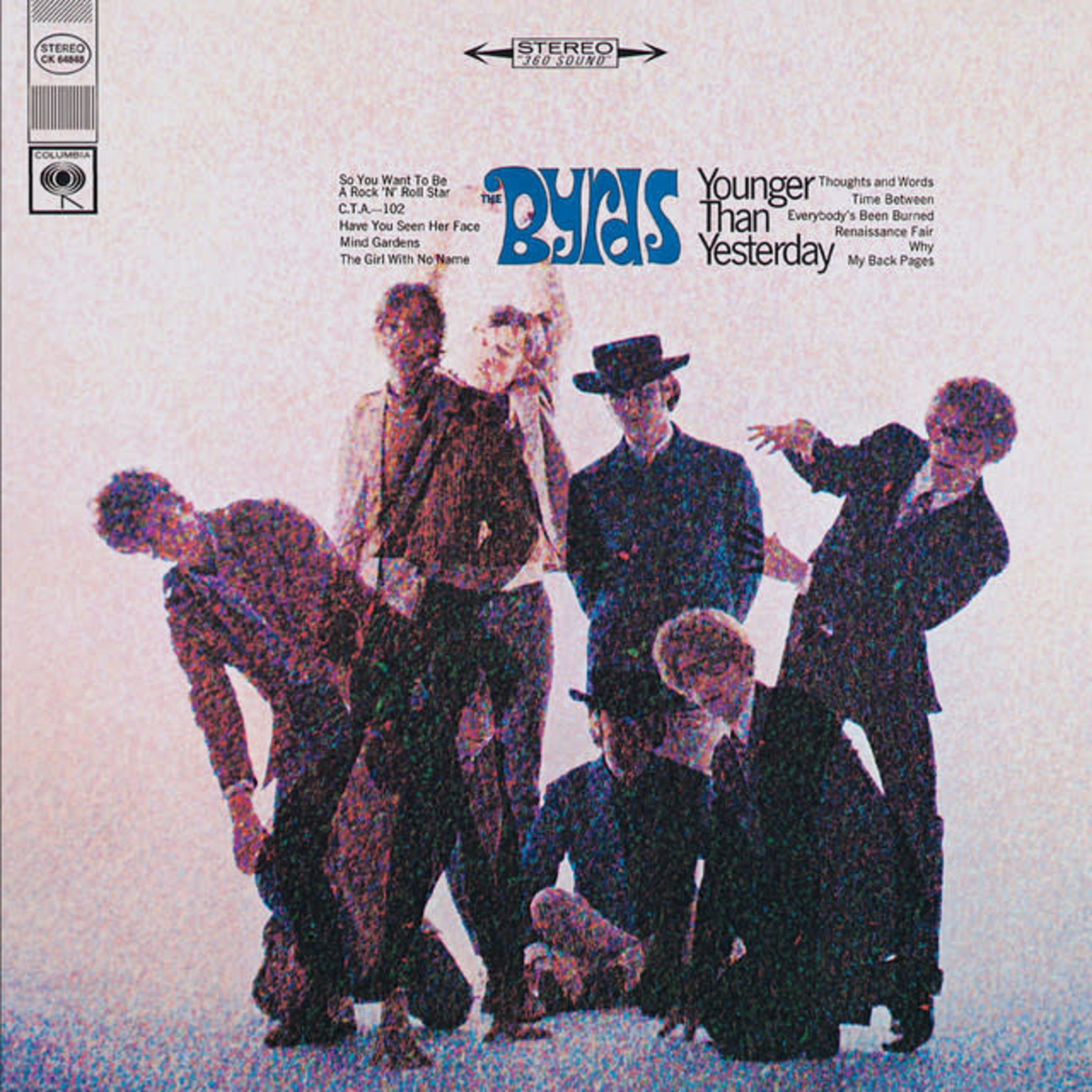 Vinyl The Byrds - Younger Than Yesterday